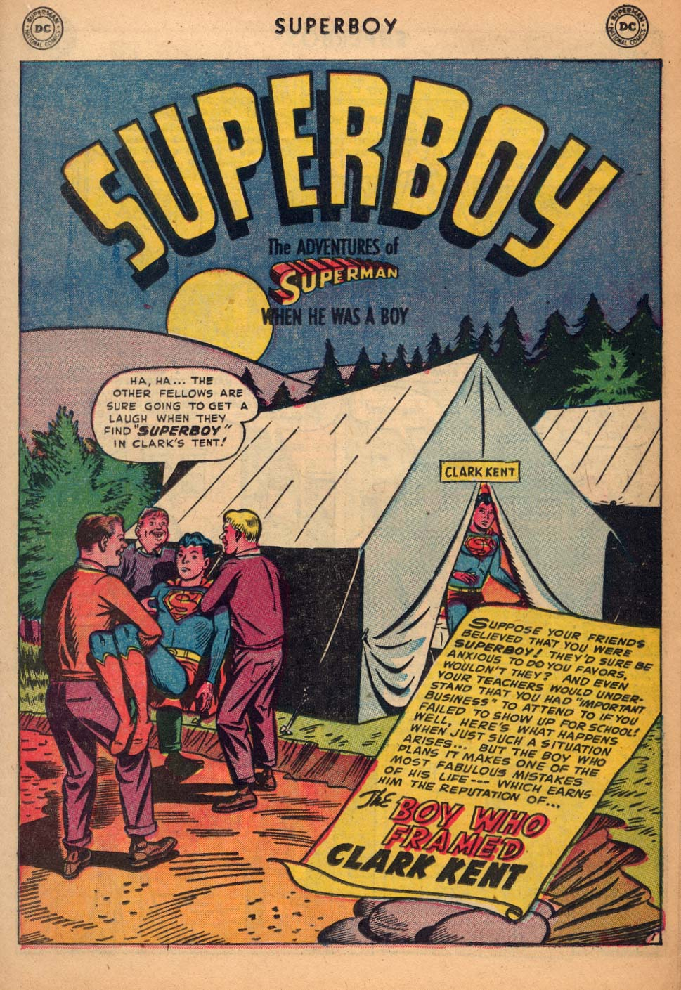 Superboy (1949) issue 25 - Page 13