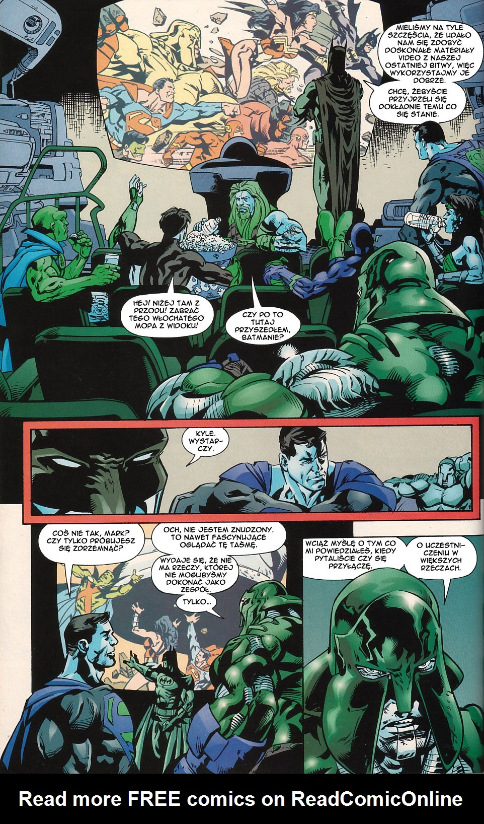 Read online JLA Superpower comic -  Issue # Full - 38