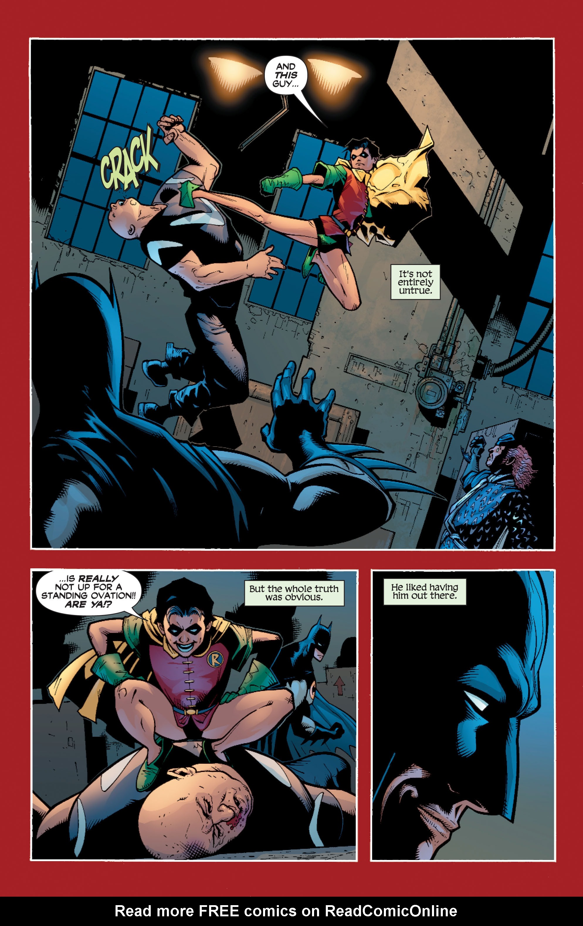 Read online Batman: Under The Red Hood comic -  Issue # Full - 186