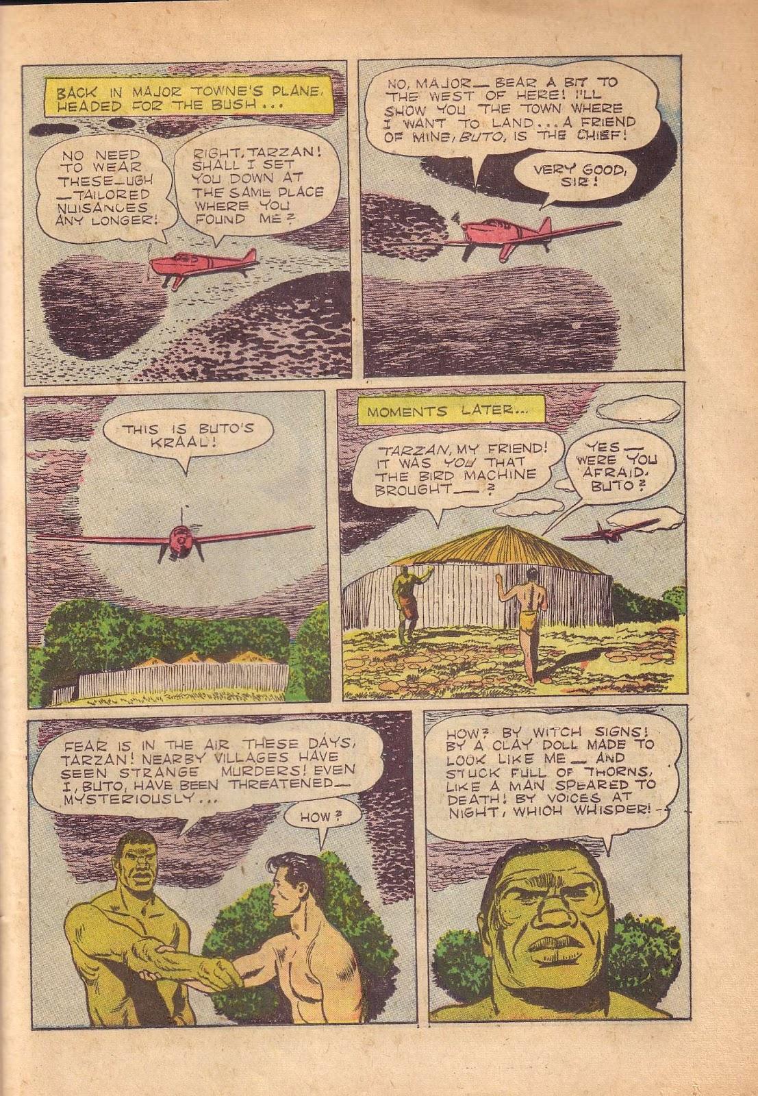 Tarzan (1948) issue 50 - Page 31