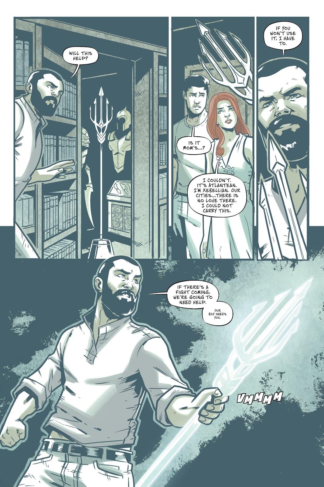 Read online Mera: Tidebreaker comic -  Issue # TPB (Part 2) - 66