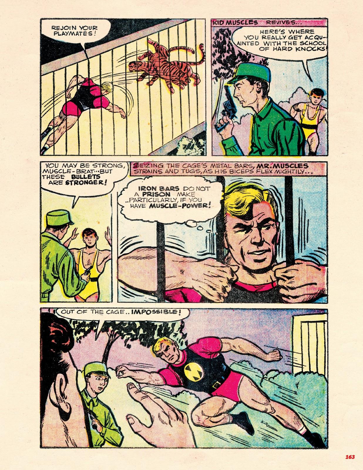 Read online Super Weird Heroes comic -  Issue # TPB 2 (Part 2) - 63