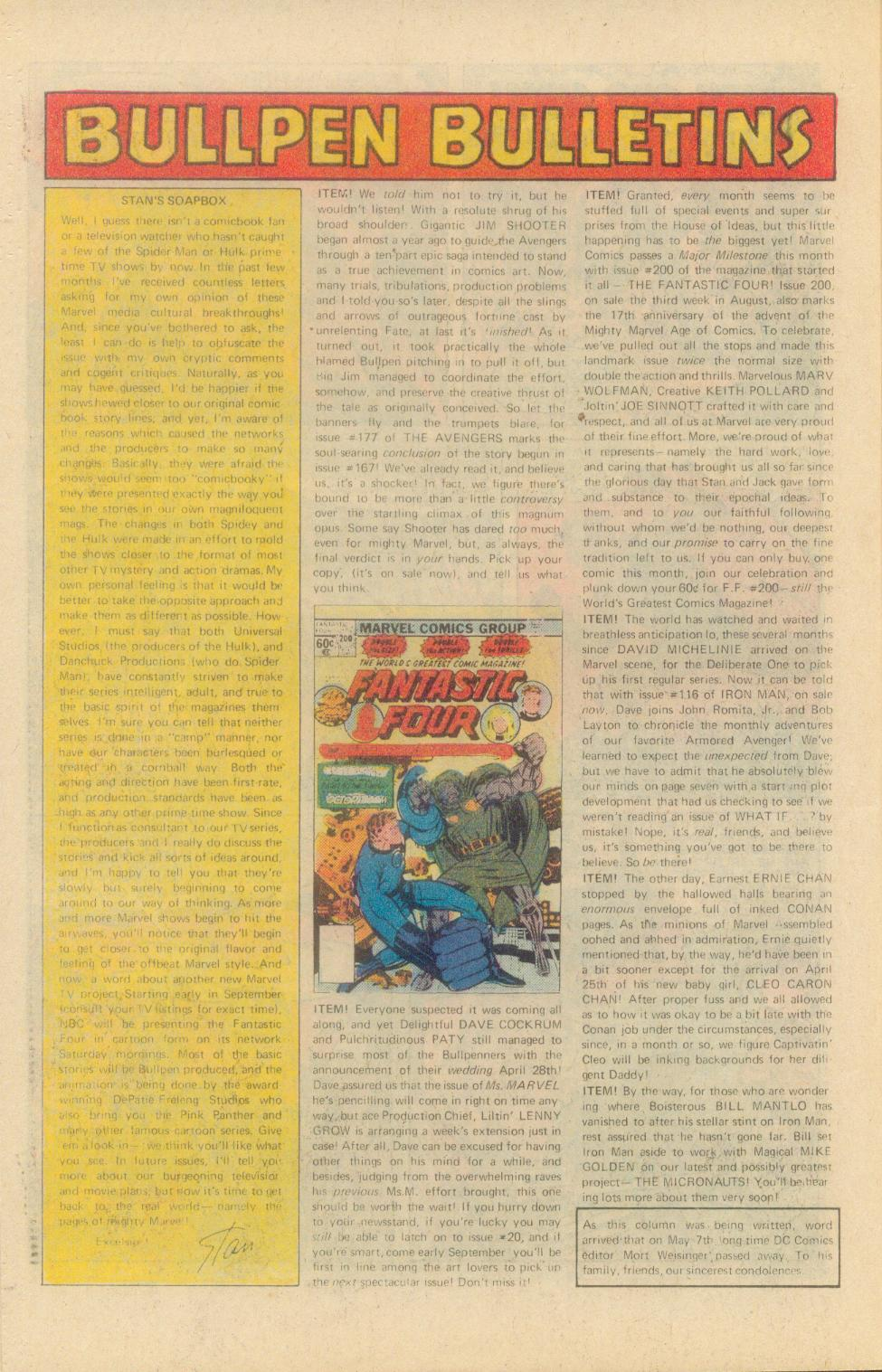 Read online Sgt. Fury comic -  Issue #149 - 30