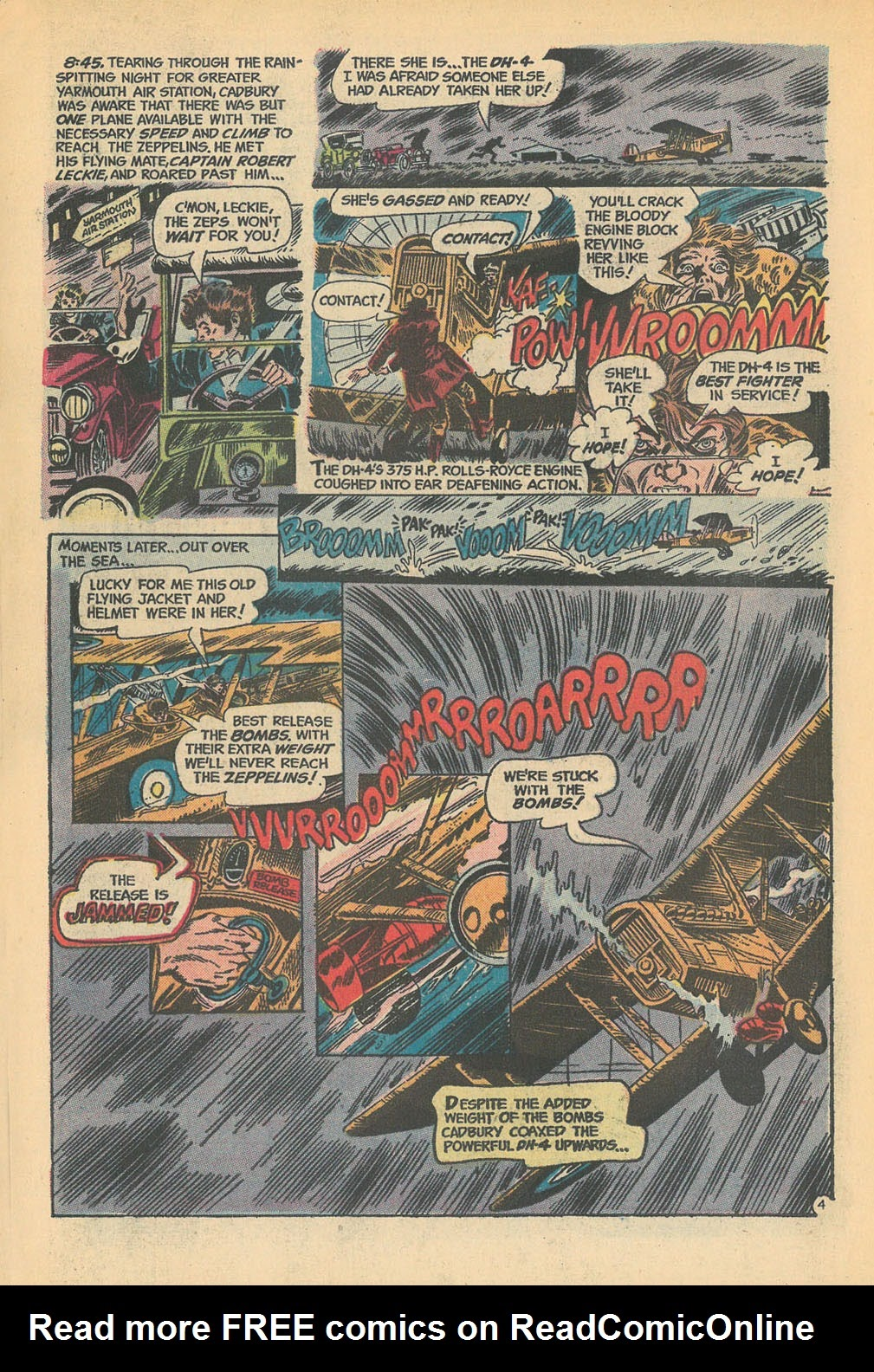 Read online Star Spangled War Stories (1952) comic -  Issue #168 - 25