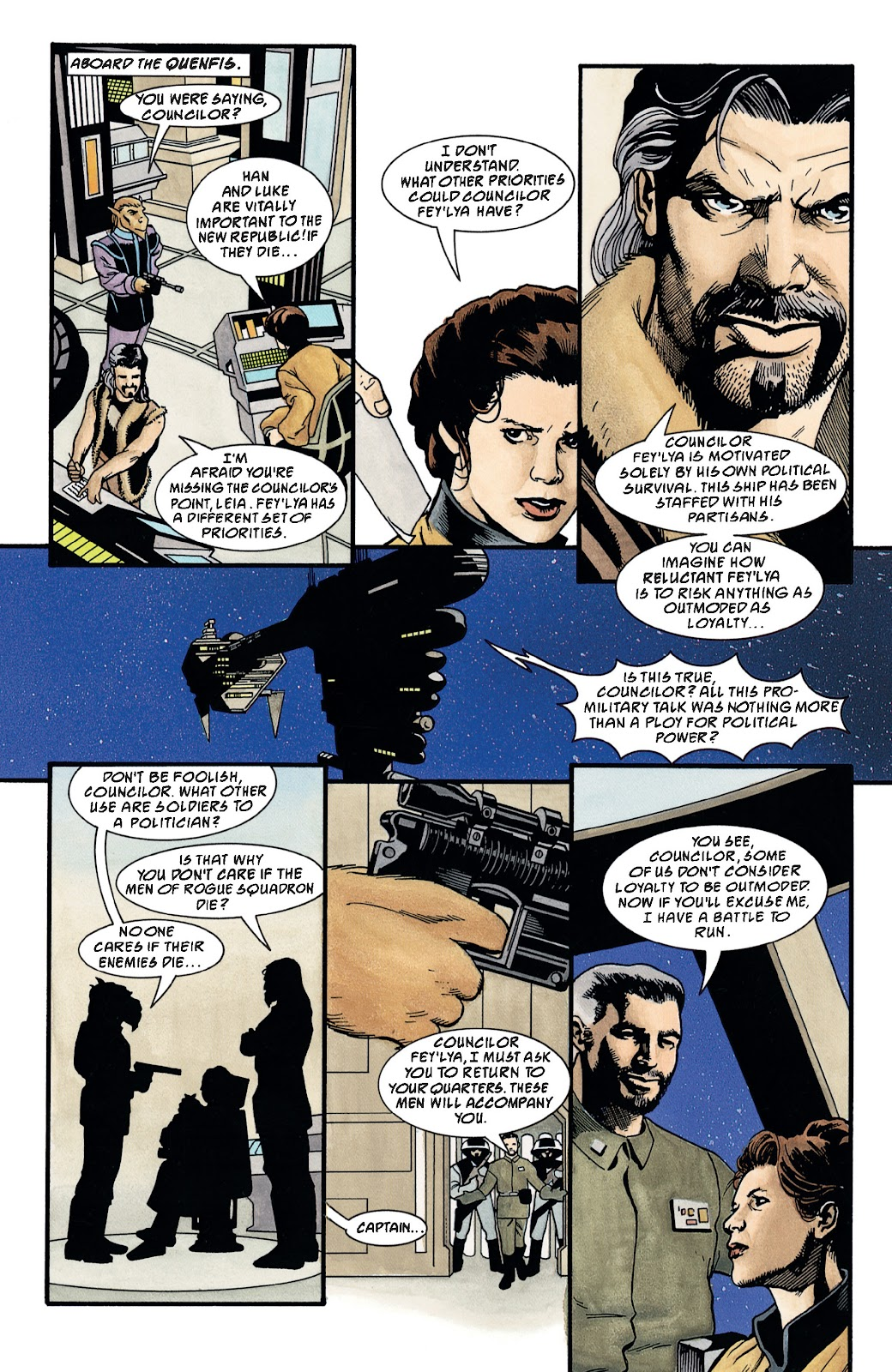 Read online Star Wars Legends: The New Republic - Epic Collection comic -  Issue # TPB 4 (Part 3) - 86