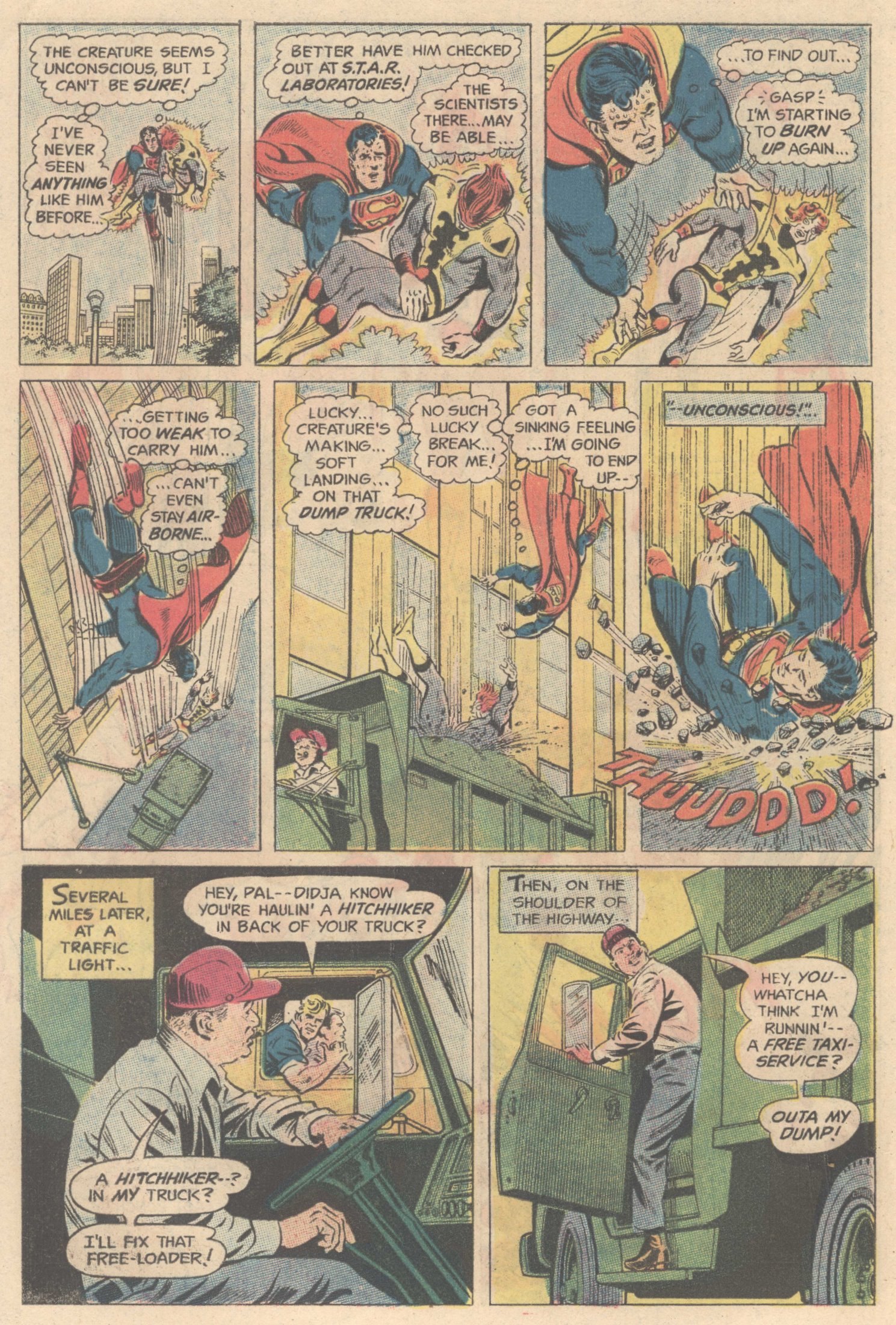 Read online Action Comics (1938) comic -  Issue #460 - 10
