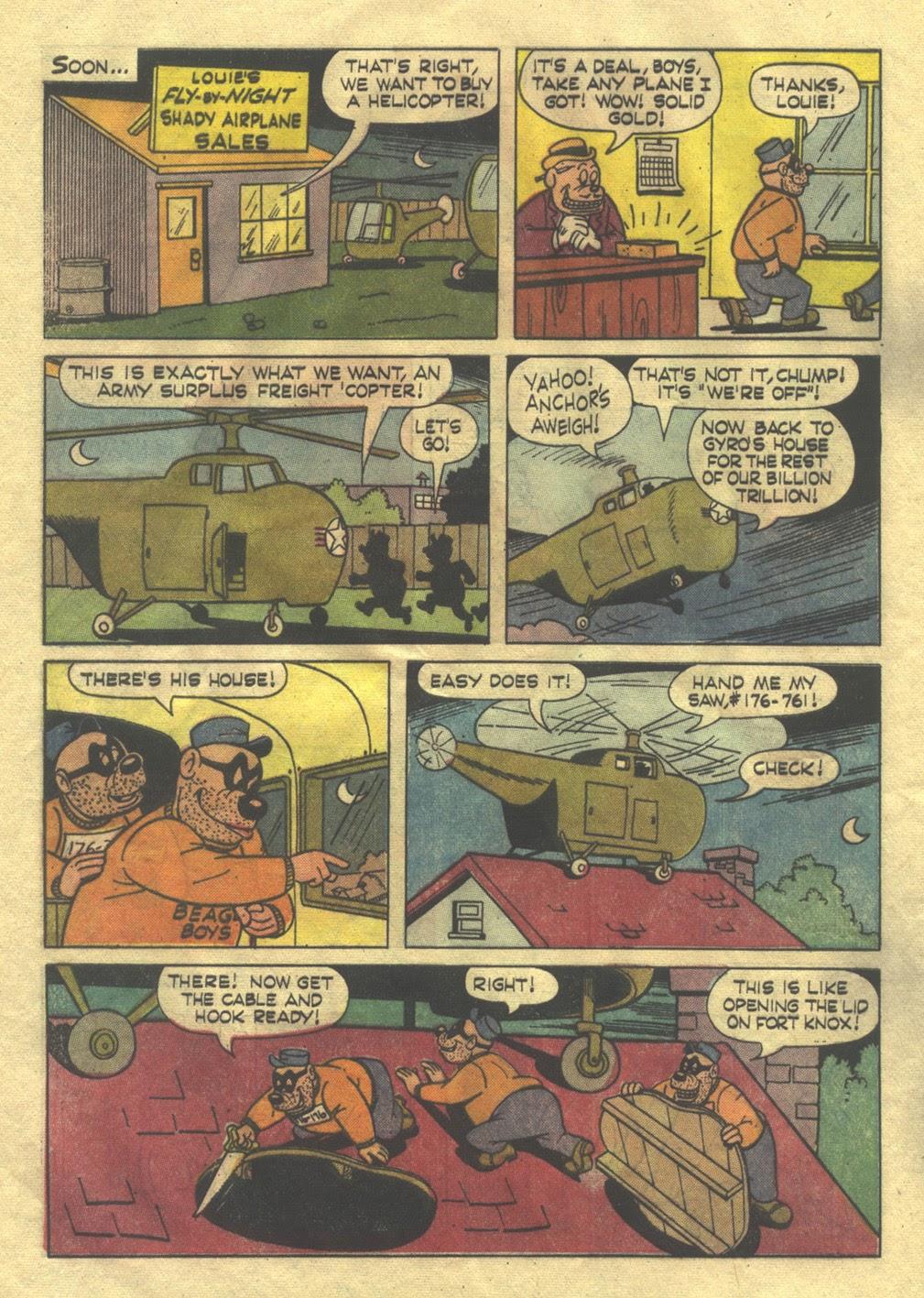 Walt Disney THE BEAGLE BOYS issue 2 - Page 28