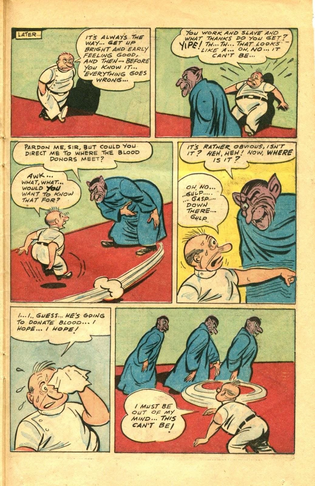 Read online Super-Magician Comics comic -  Issue #48 - 37