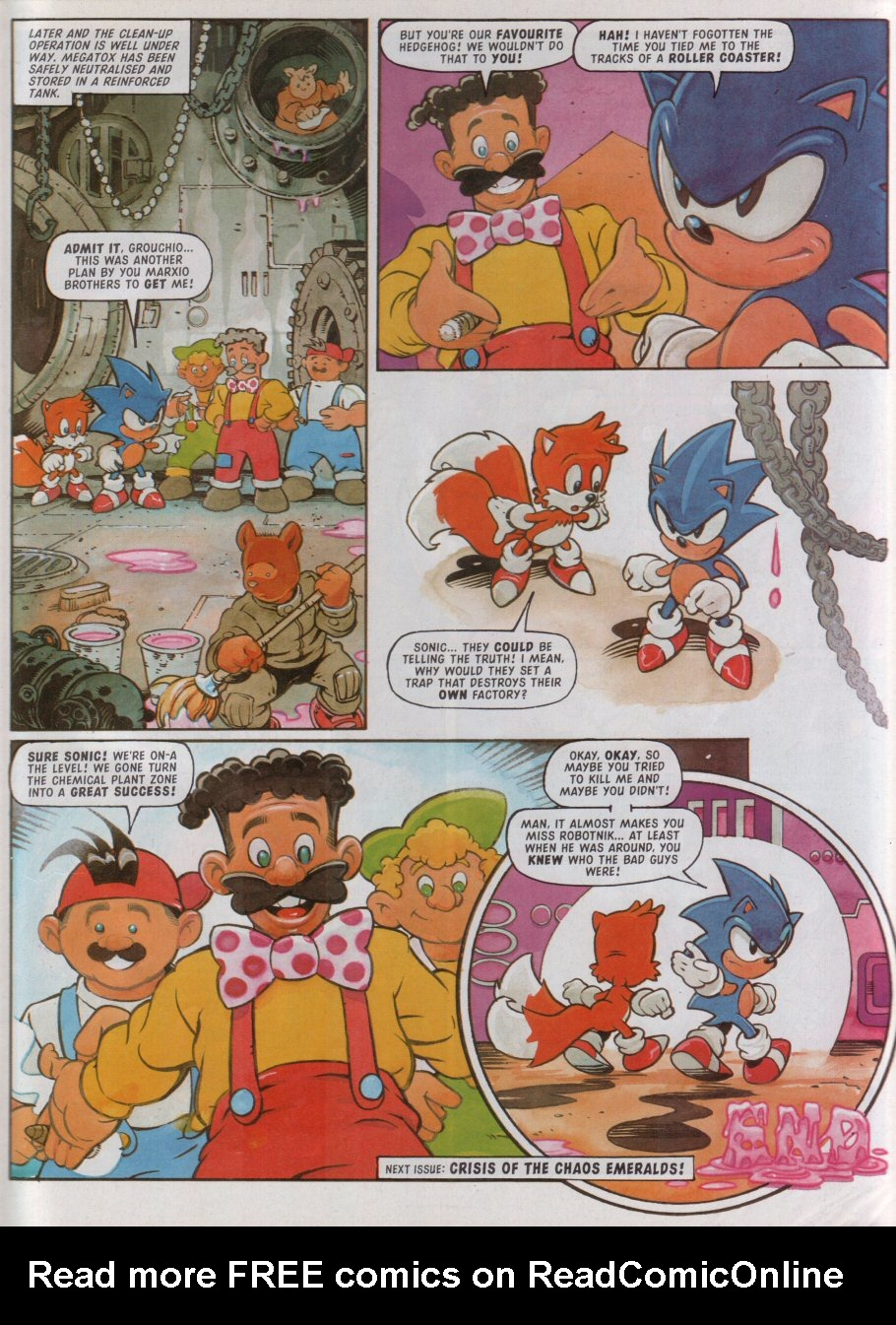 Read online Sonic the Comic comic -  Issue #115 - 9