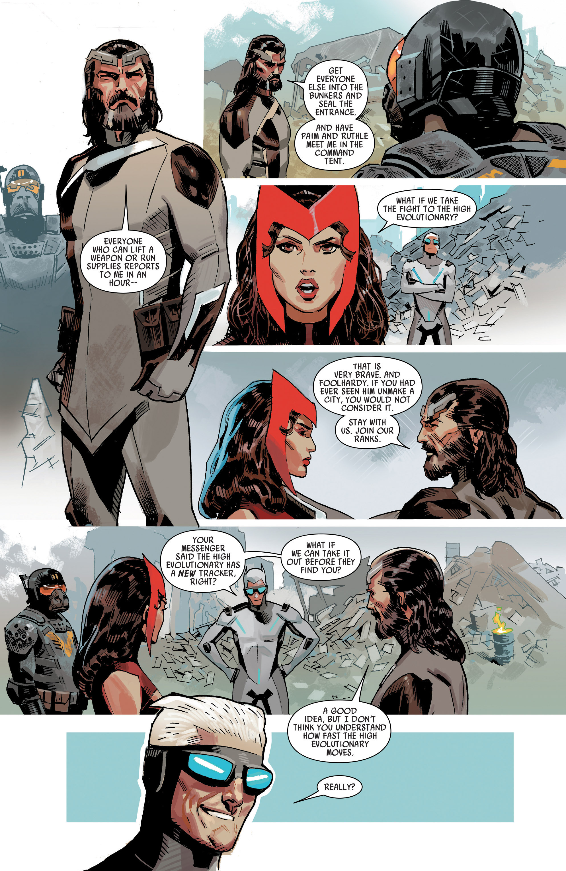 Read online Uncanny Avengers [I] comic -  Issue #3 - 12