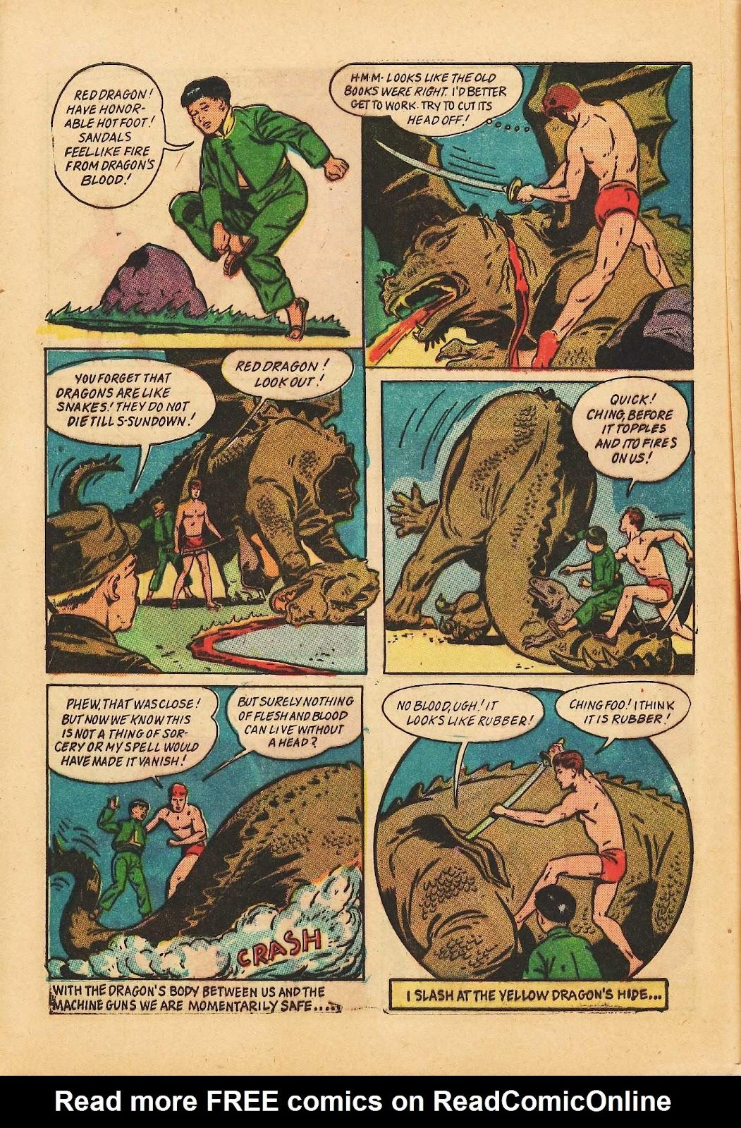 Super-Magician Comics issue 22 - Page 56