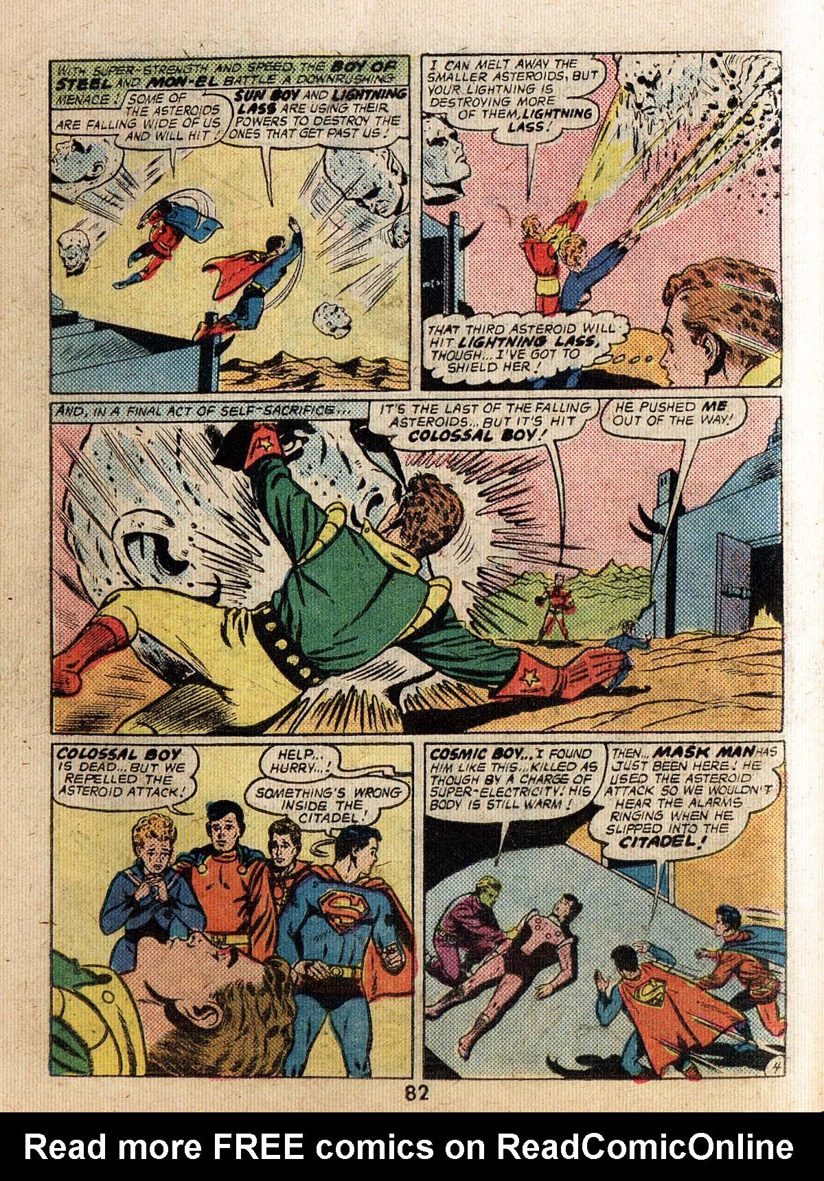 Read online Adventure Comics (1938) comic -  Issue #500 - 82