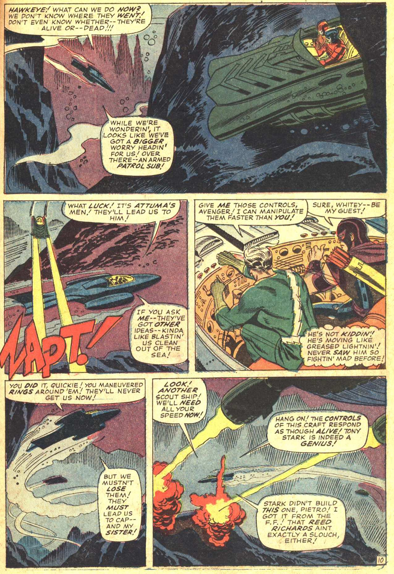The Avengers (1963) 27 Page 11