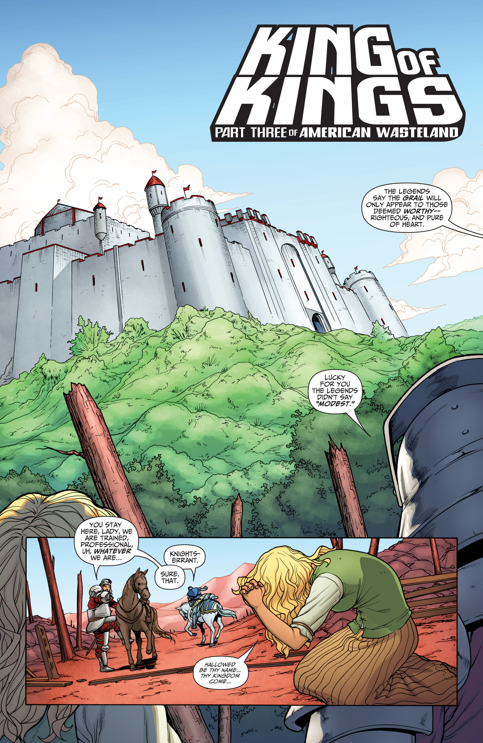 Read online Archer and Armstrong comic -  Issue #Archer and Armstrong _TPB 6 - 54