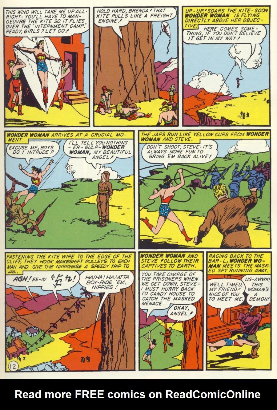 Read online Sensation (Mystery) Comics comic -  Issue #16 - 14