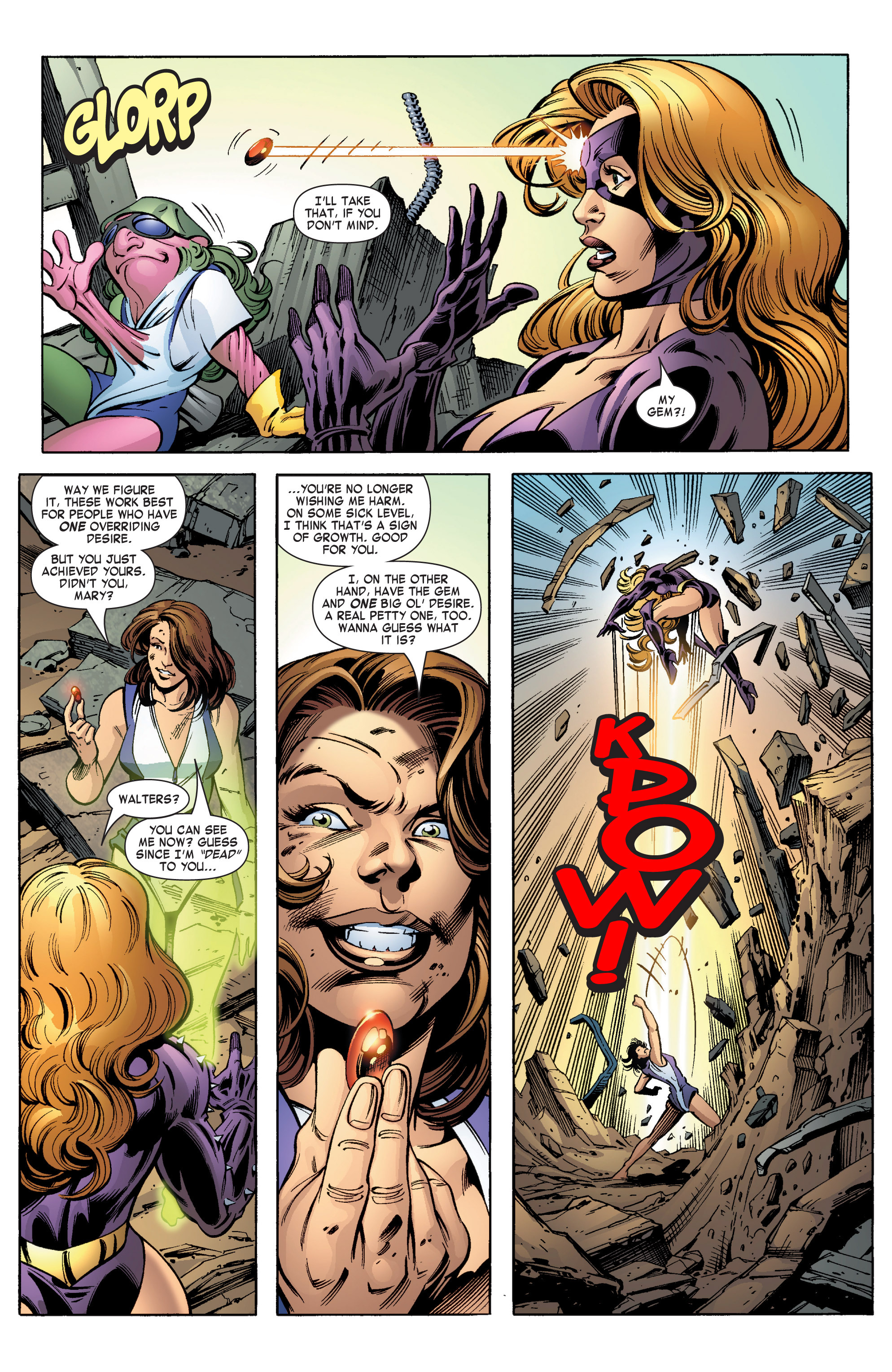 Read online She-Hulk (2004) comic -  Issue #12 - 20