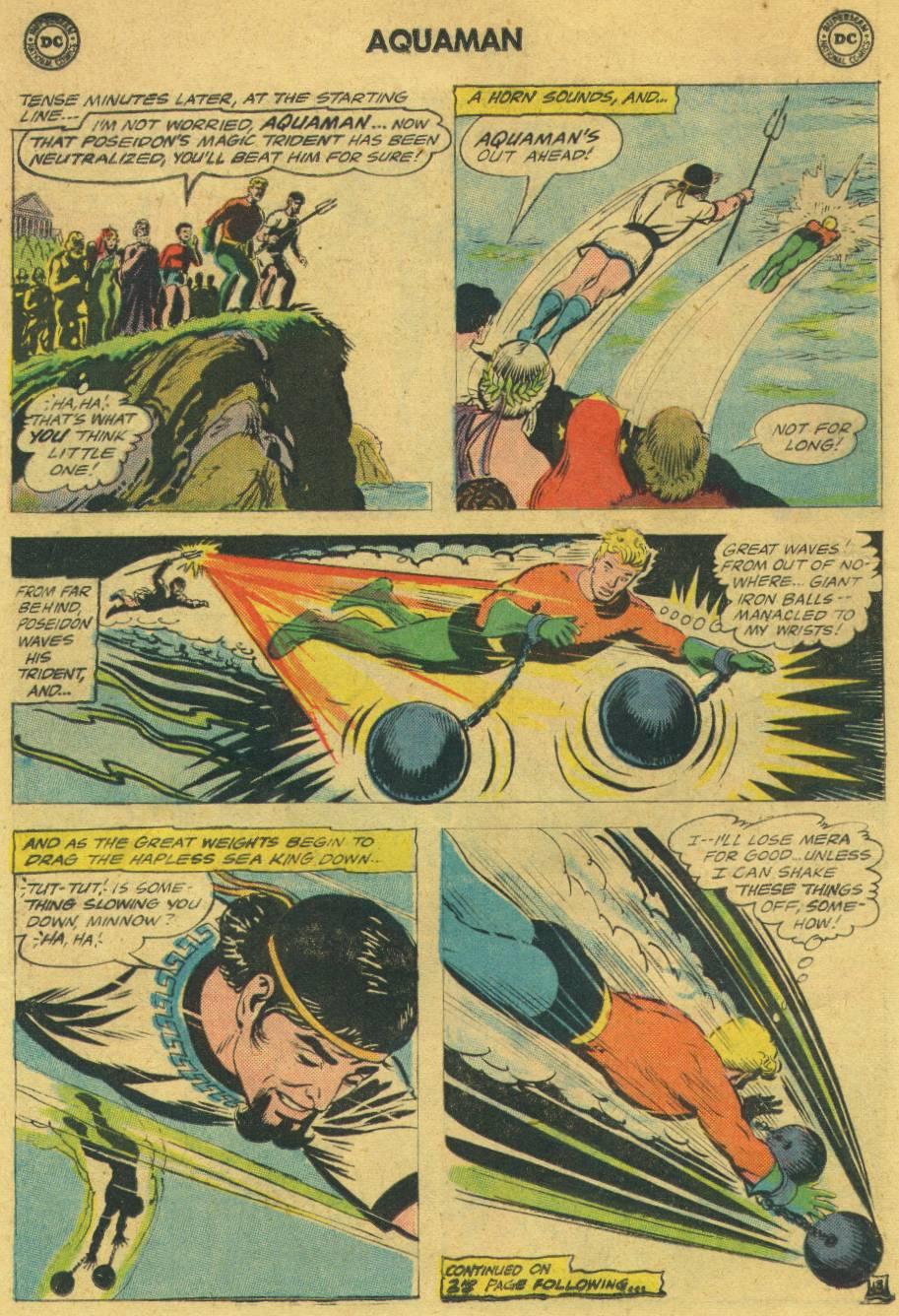 Read online Aquaman (1962) comic -  Issue #17 - 18