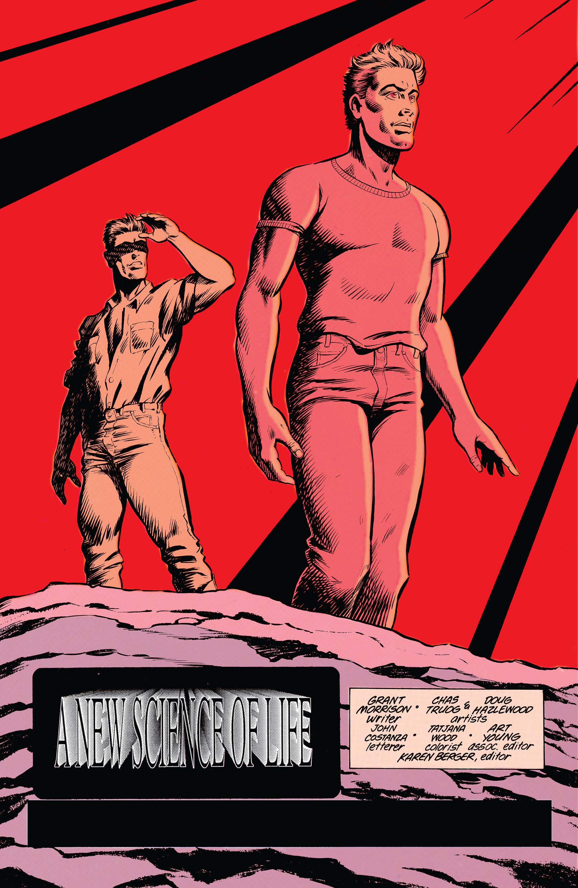 Read online Animal Man (1988) comic -  Issue #19 - 3