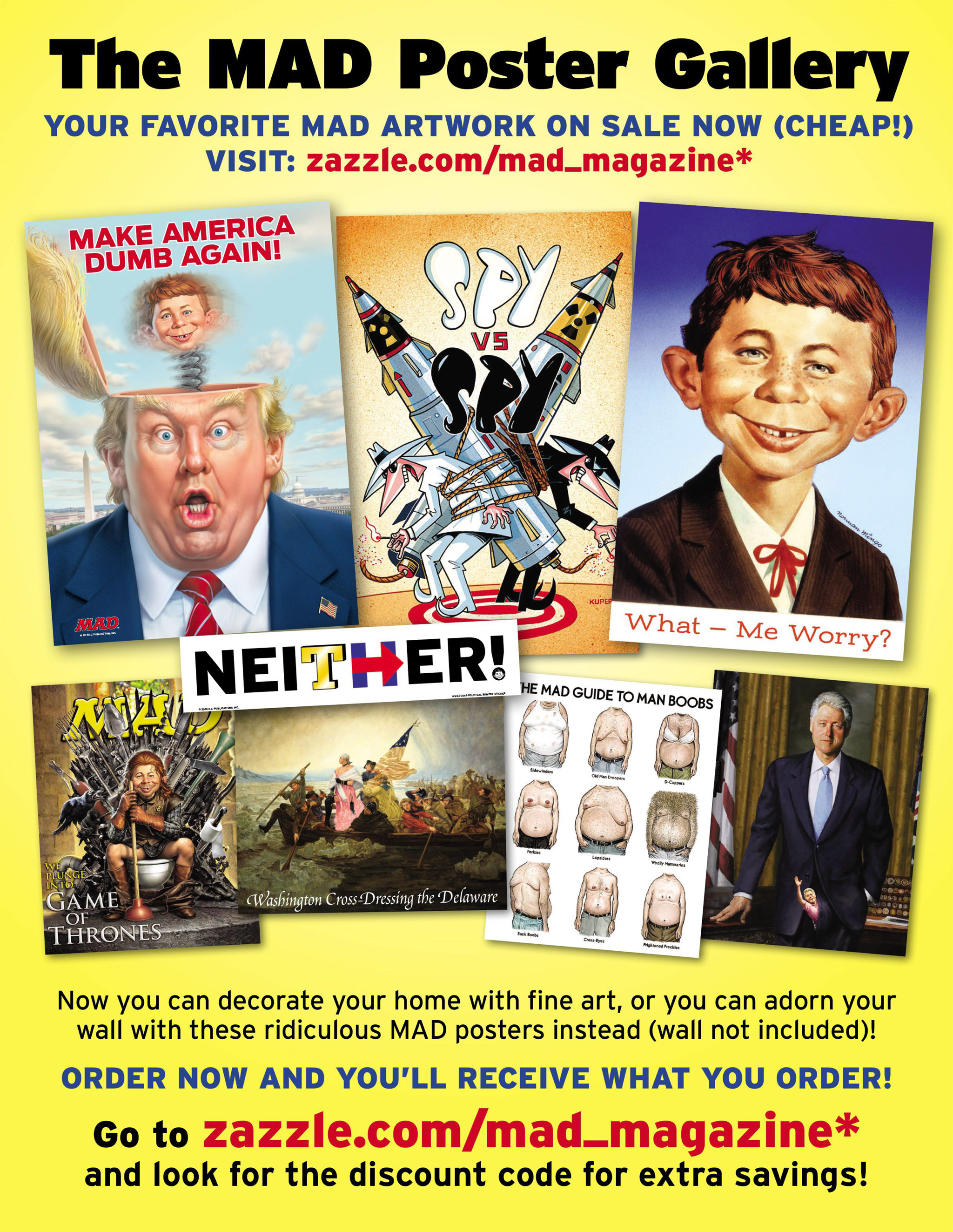 Read online MAD comic -  Issue #546 - 32