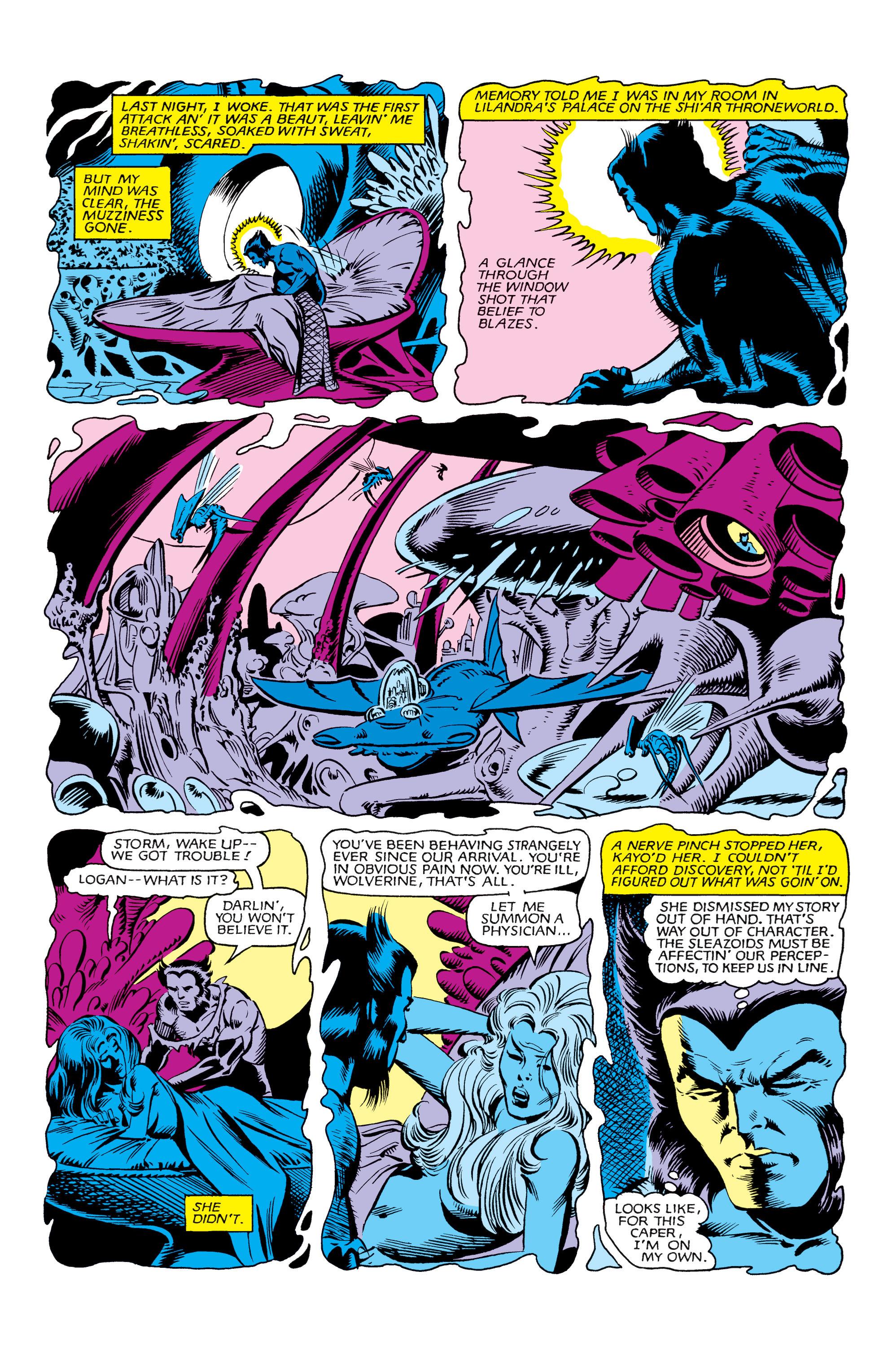 Read online Uncanny X-Men (1963) comic -  Issue #162 - 15