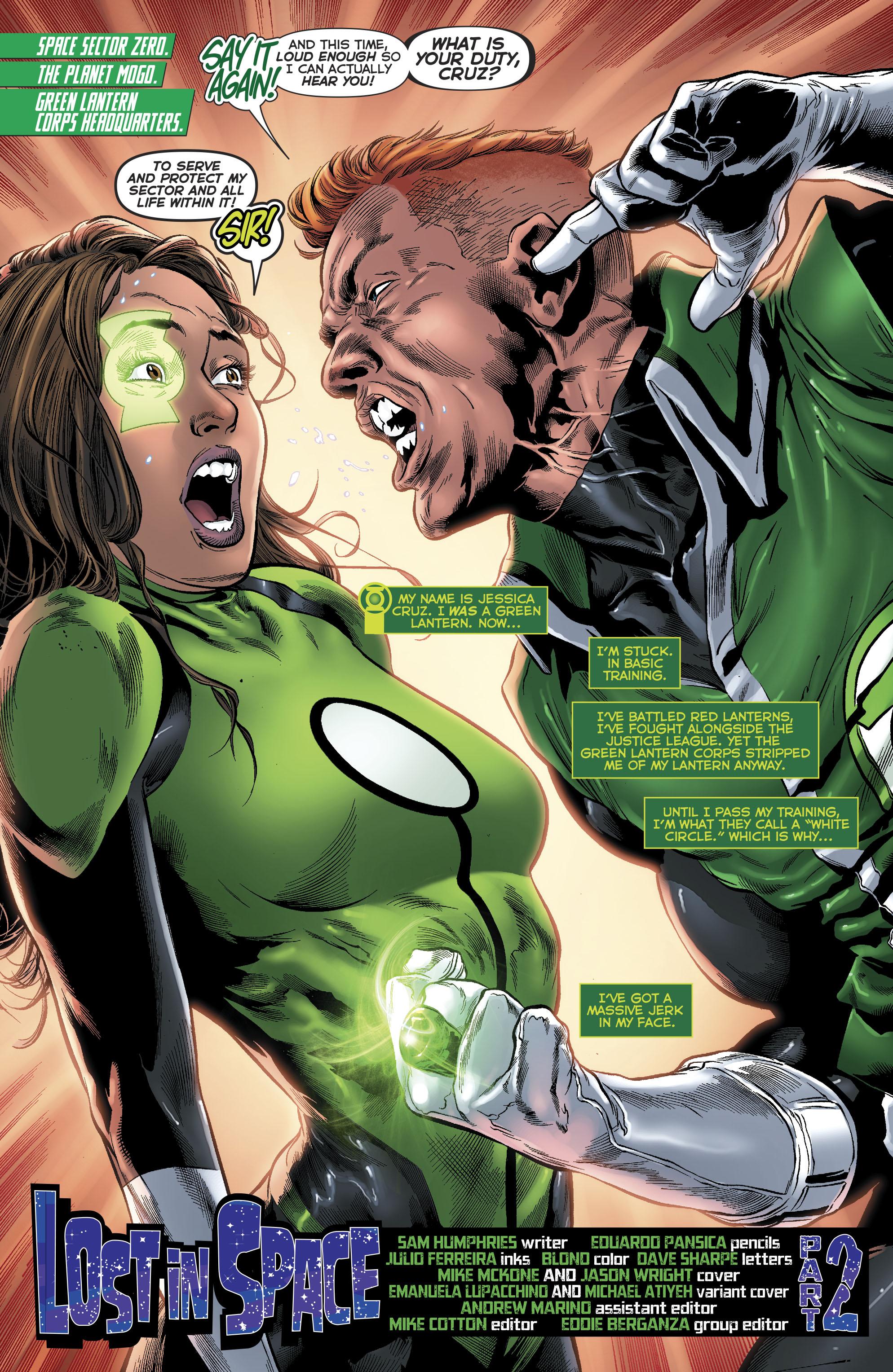 Read online Green Lanterns comic -  Issue #23 - 4