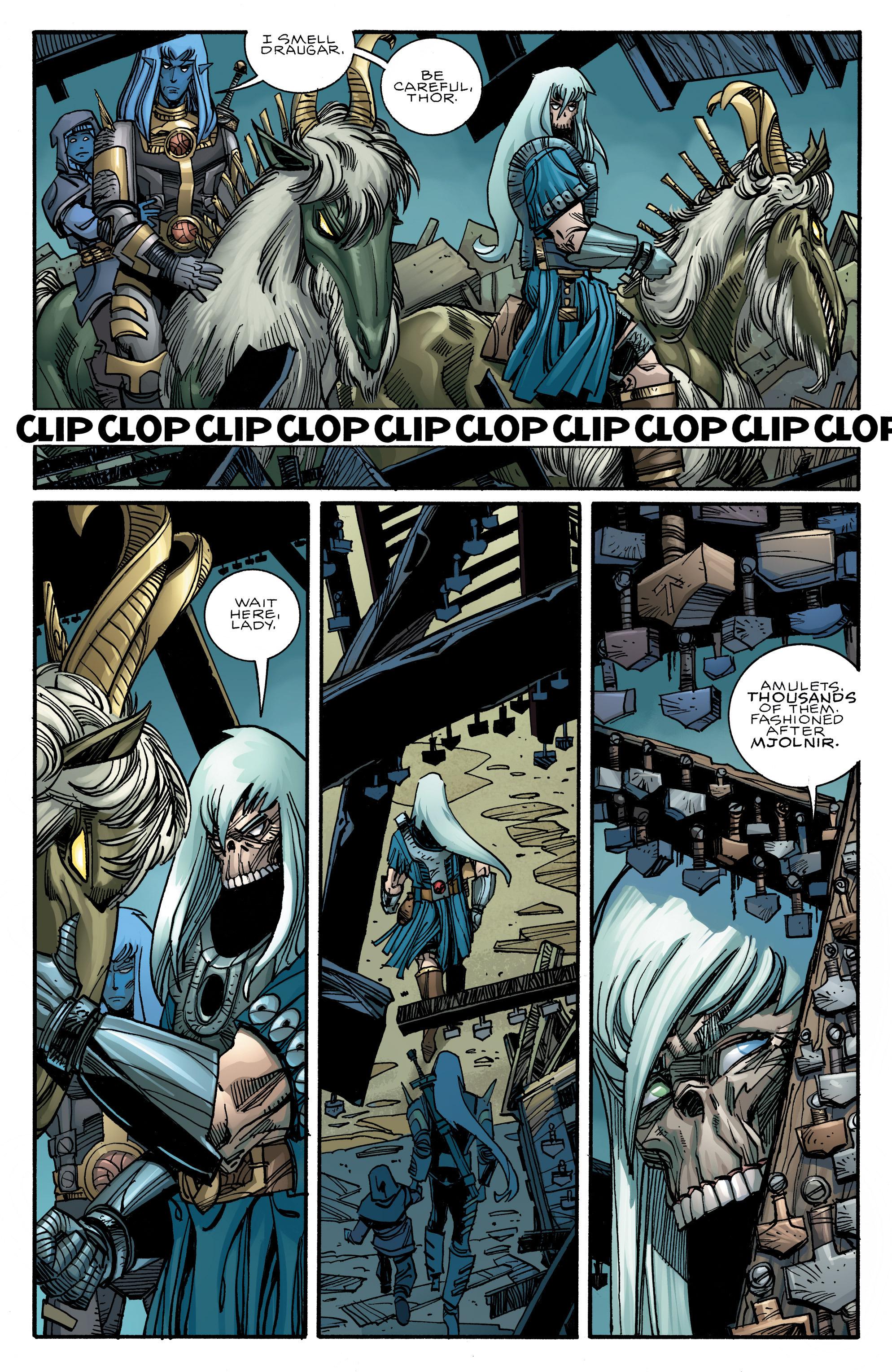 Read online Ragnarok comic -  Issue #10 - 13