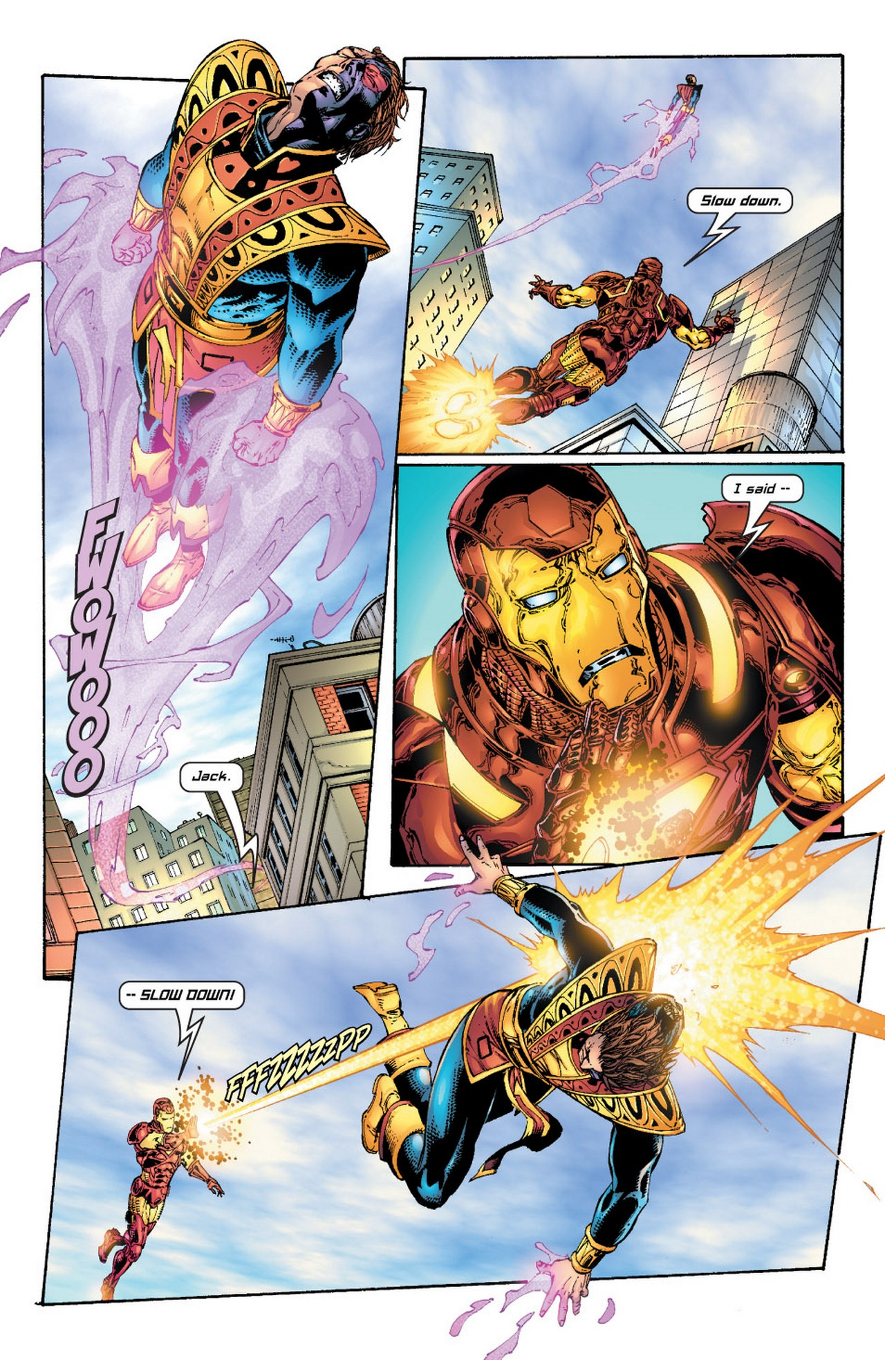 Read online Avengers (1998) comic -  Issue #62 - 16