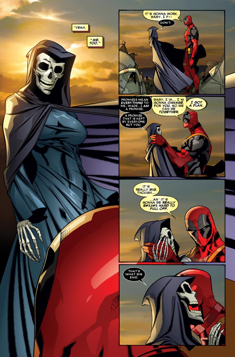 Read online Deadpool (2008) comic -  Issue #50 - 13