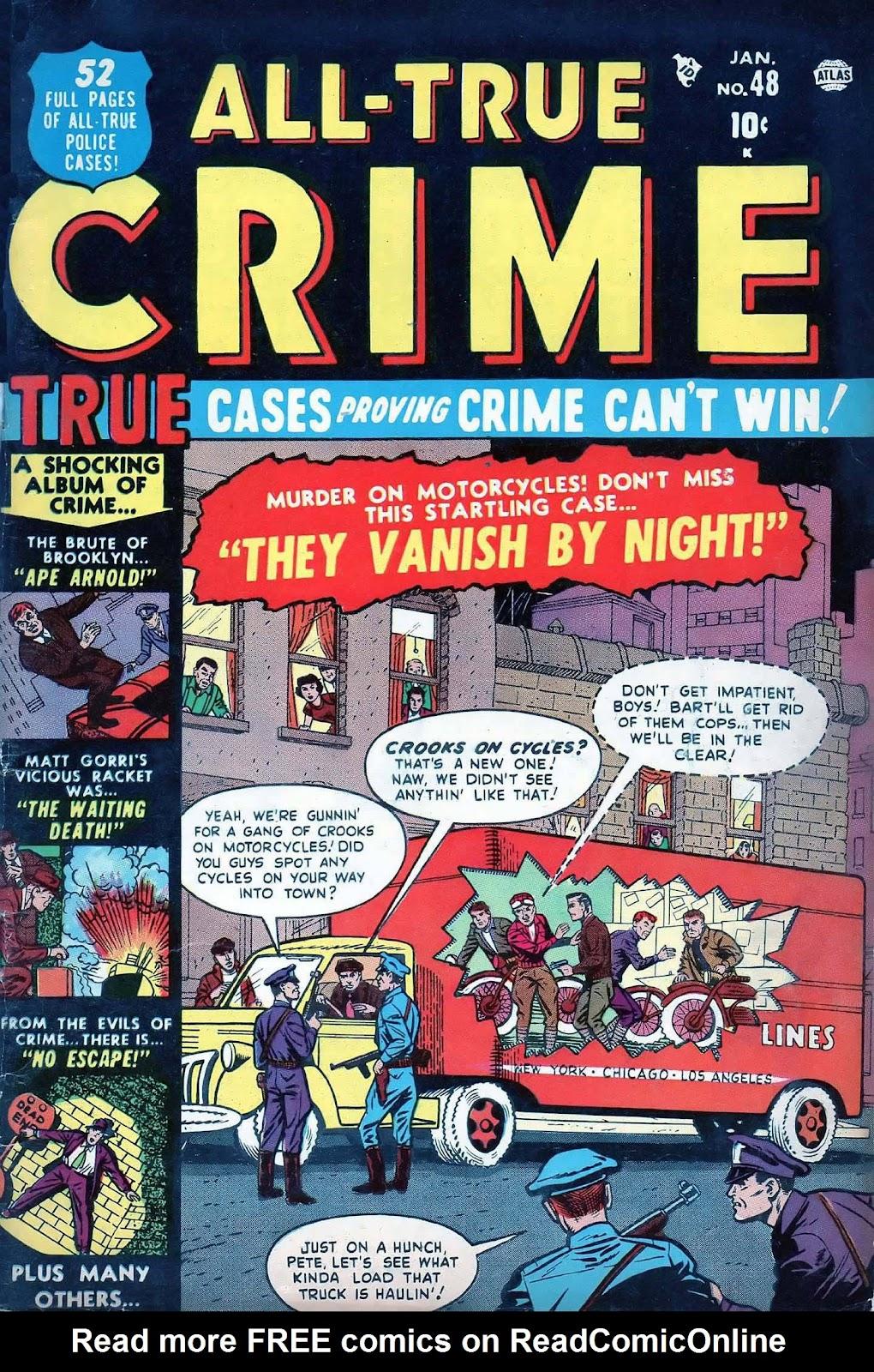 All-True Crime 48 Page 1