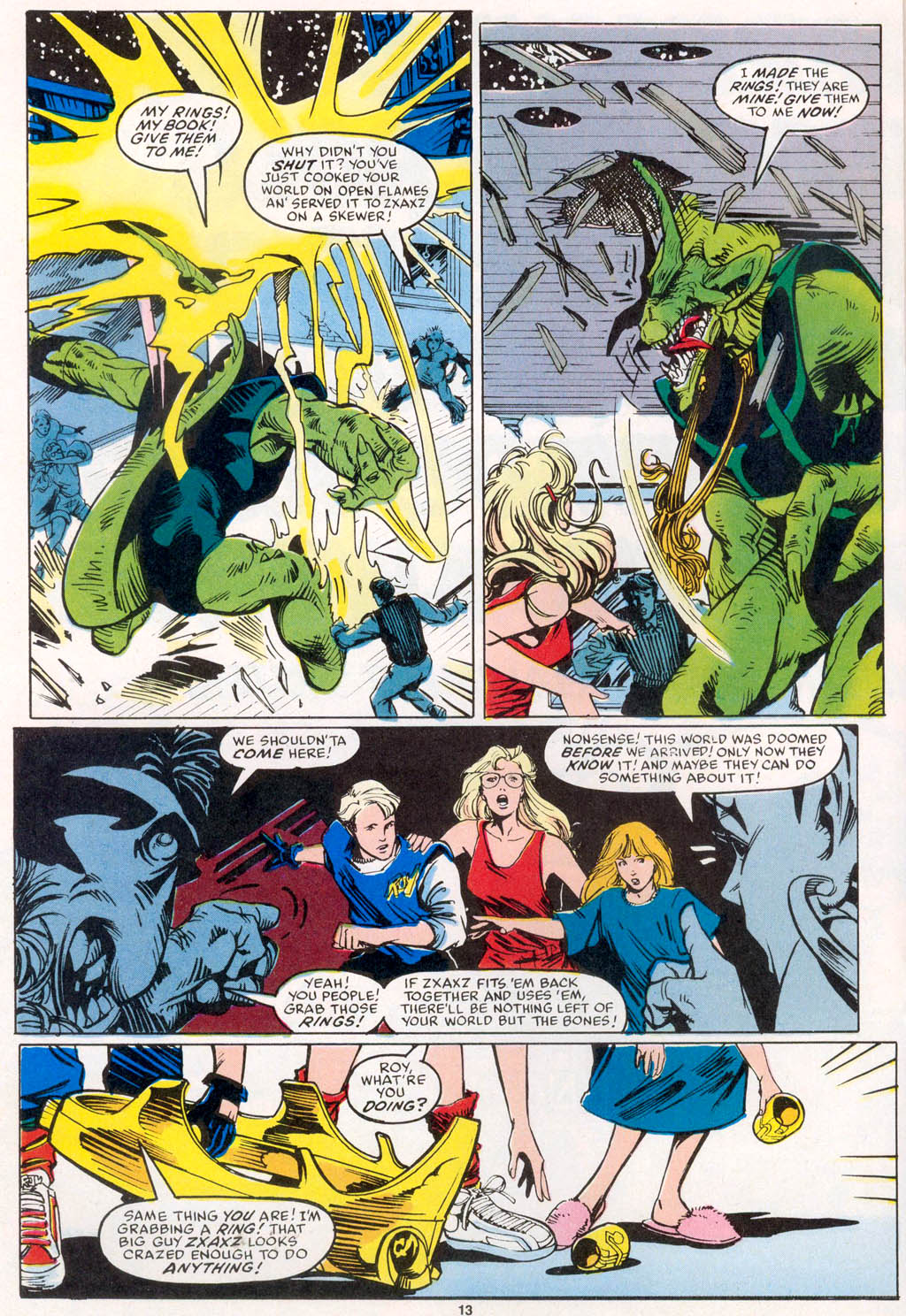 Read online Spellbound comic -  Issue #1 - 14