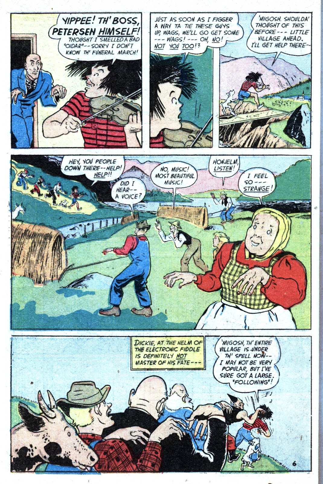 Read online Famous Funnies comic -  Issue #193 - 16