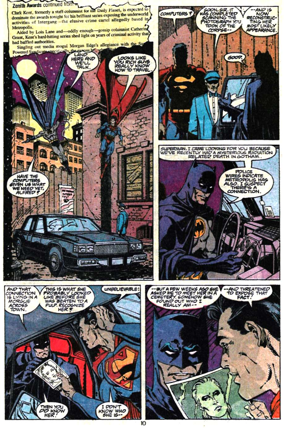 Adventures of Superman (1987) 467 Page 11