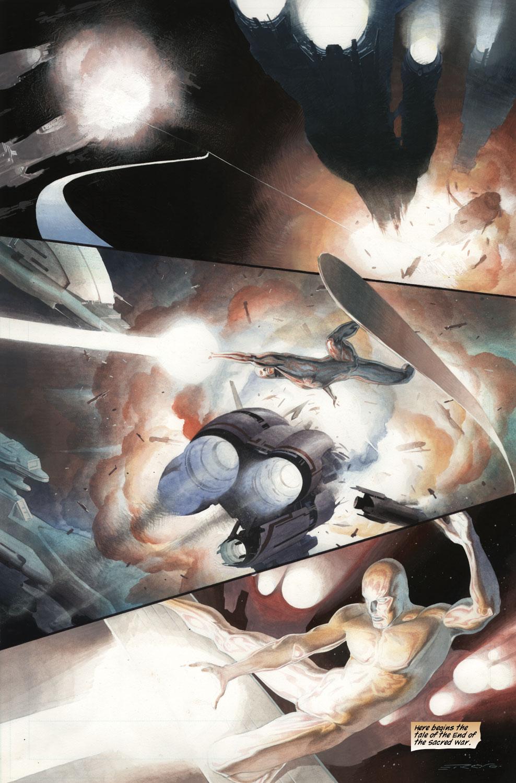 Read online Silver Surfer: Requiem comic -  Issue #3 - 21