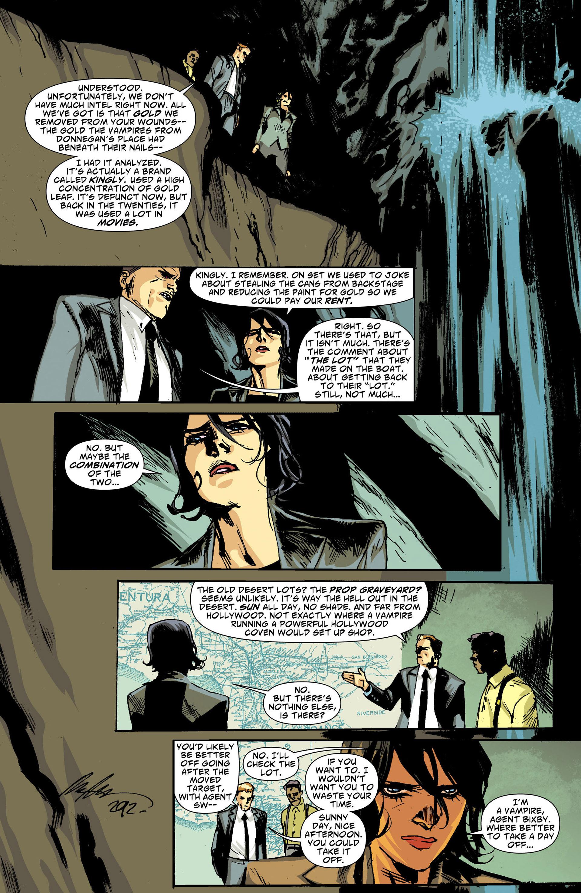 Read online American Vampire comic -  Issue #31 - 15