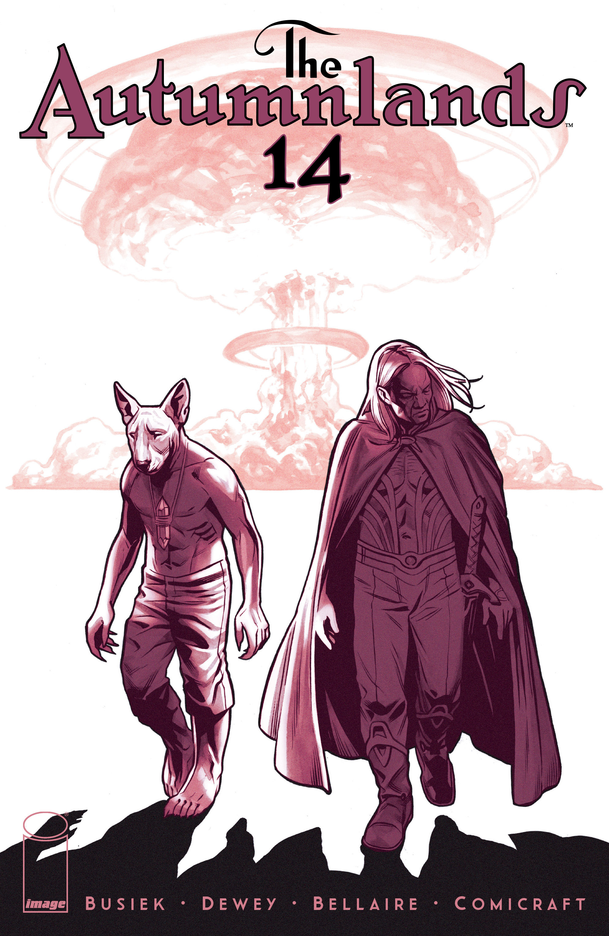 The Autumnlands: Tooth & Claw issue 14 - Page 1