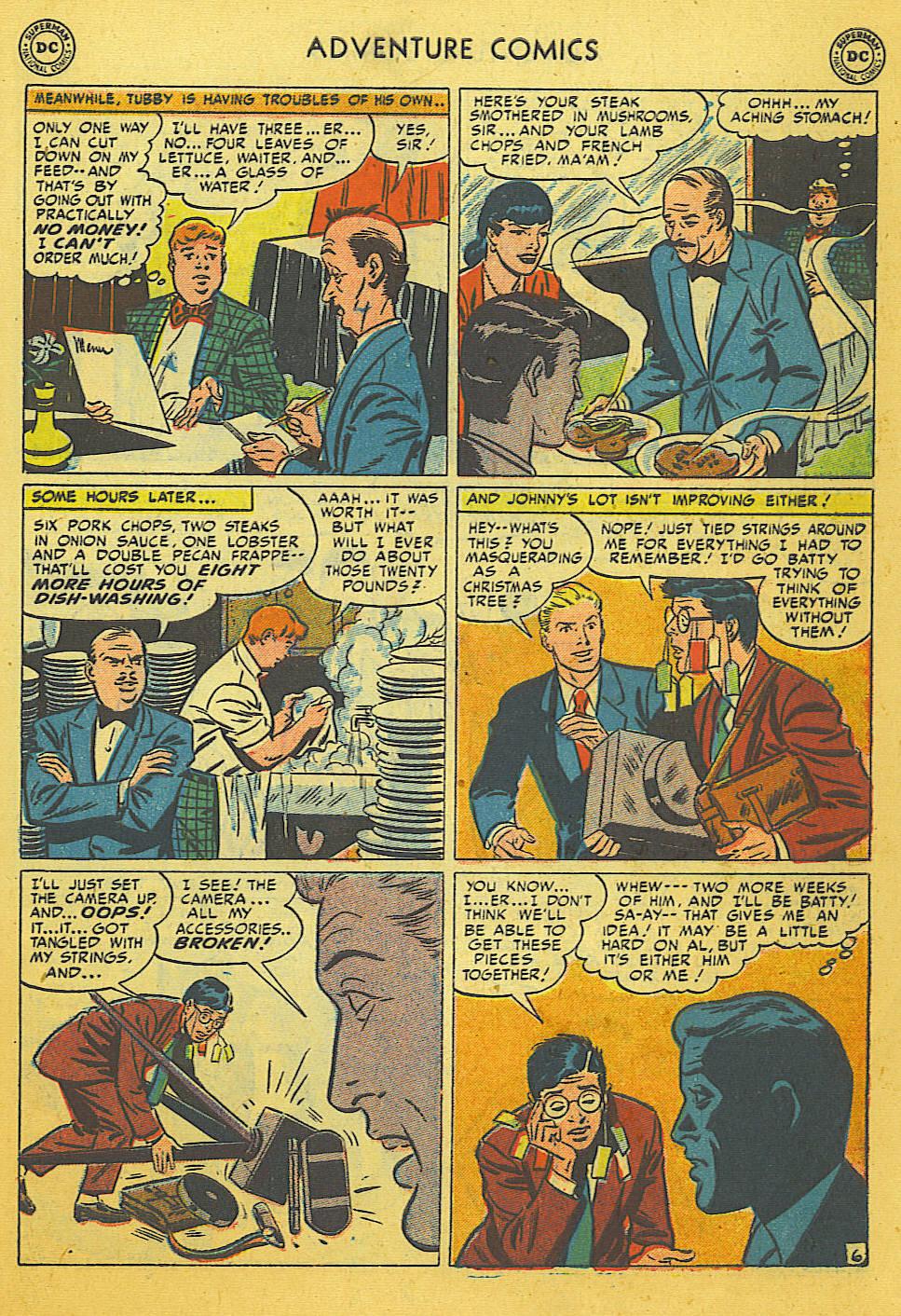 Read online Adventure Comics (1938) comic -  Issue #169 - 29