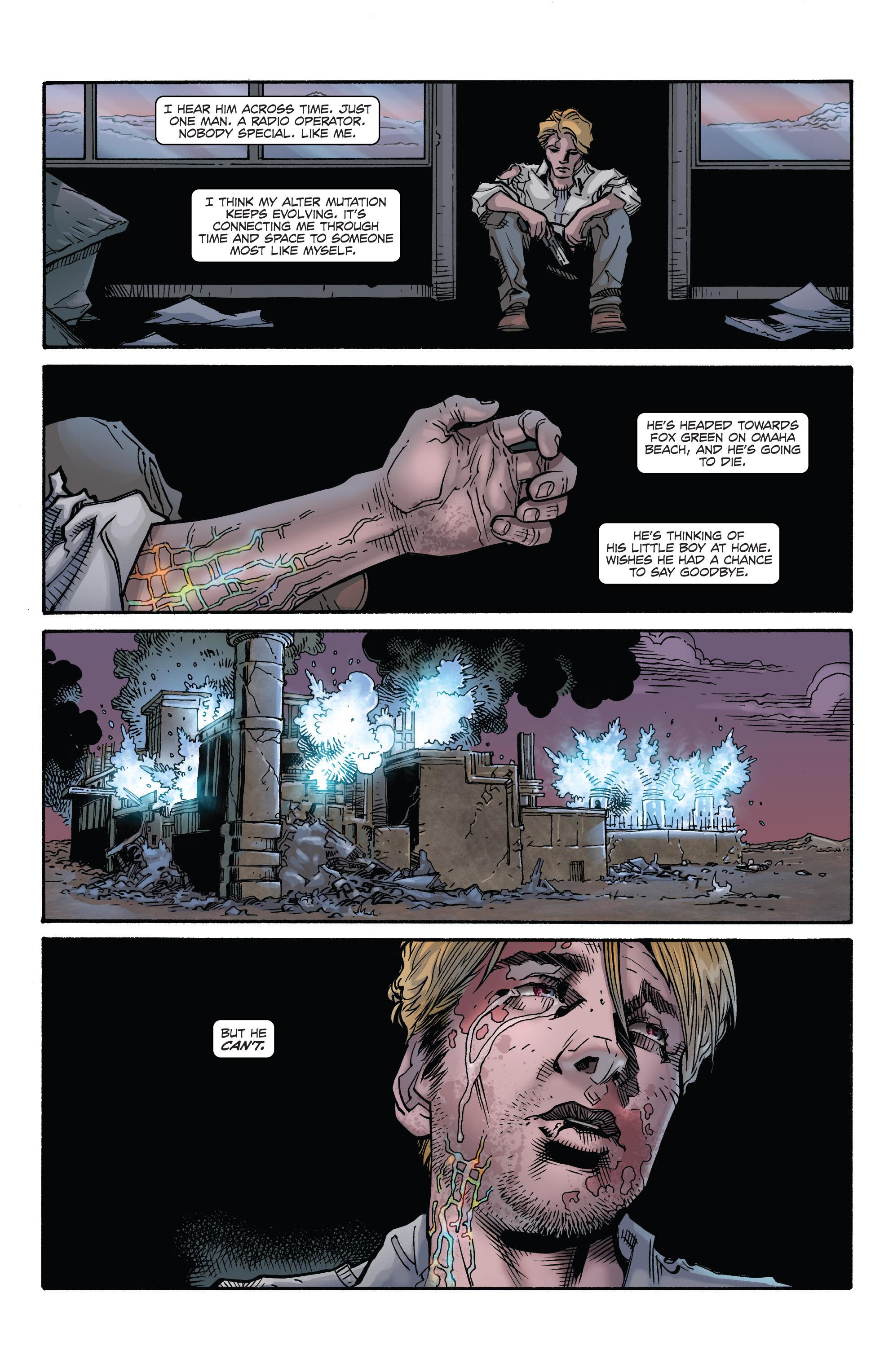 Read online Aftershock Genesis comic -  Issue #1 - 7