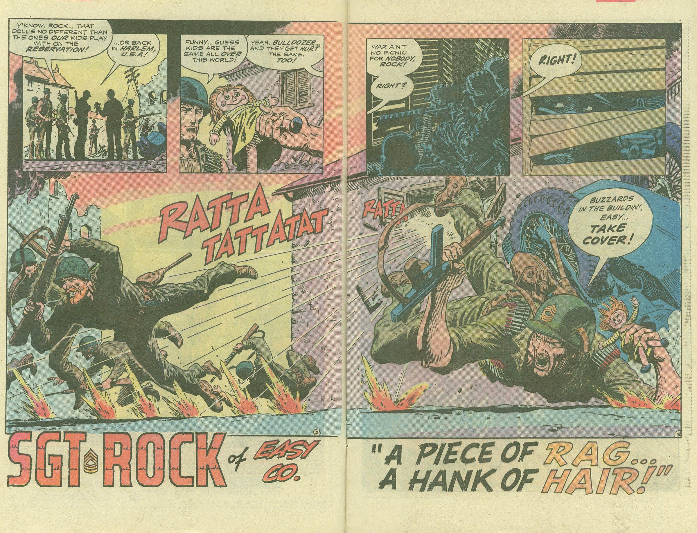 Read online Sgt. Rock comic -  Issue #396 - 4