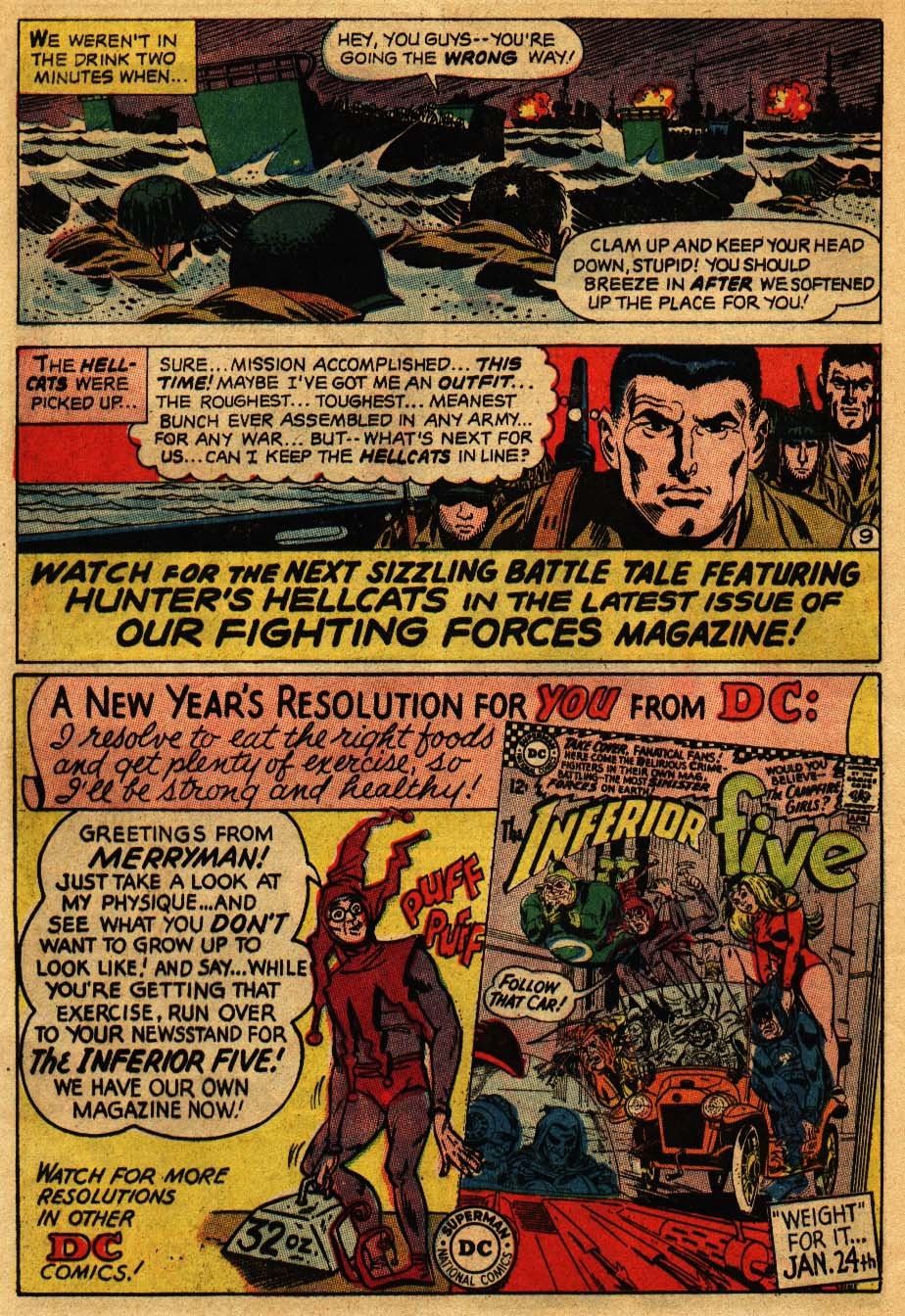 Our Fighting Forces (1954) issue 106 - Page 32