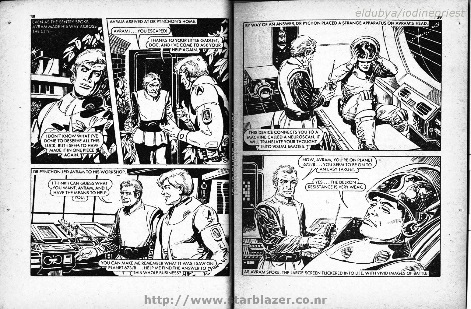 Starblazer issue 65 - Page 21