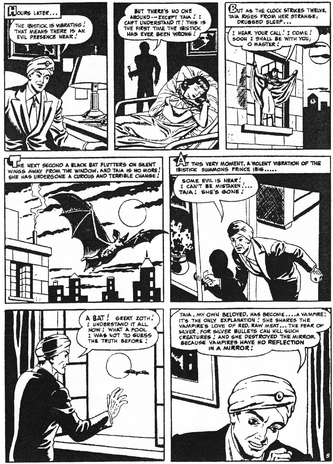Read online Men of Mystery Comics comic -  Issue #82 - 167