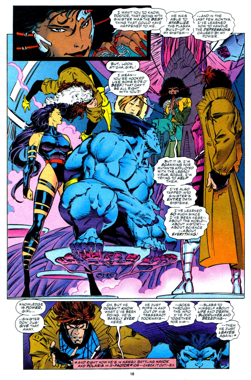 X-Men (1991) 34 Page 13