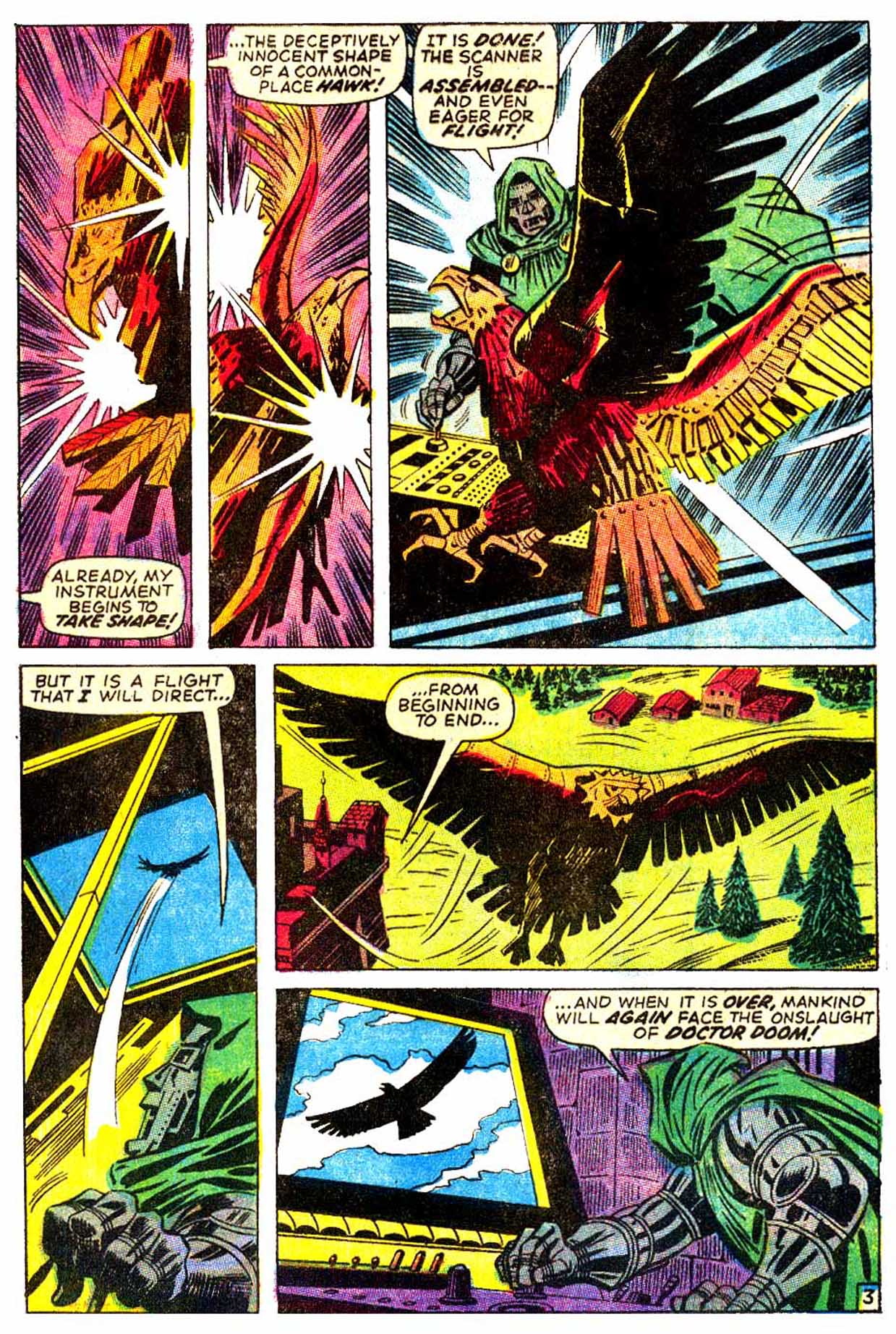 Read online Astonishing Tales (1970) comic -  Issue #6 - 4