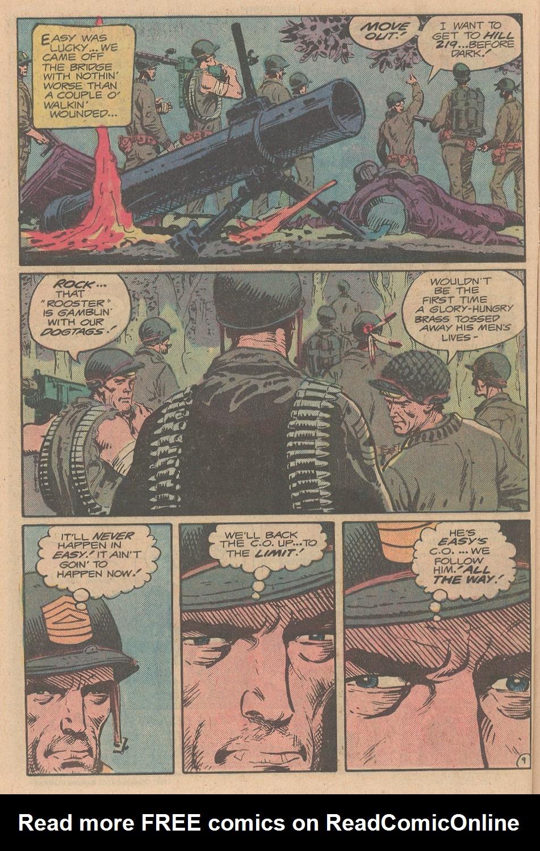 Read online Sgt. Rock comic -  Issue #353 - 10