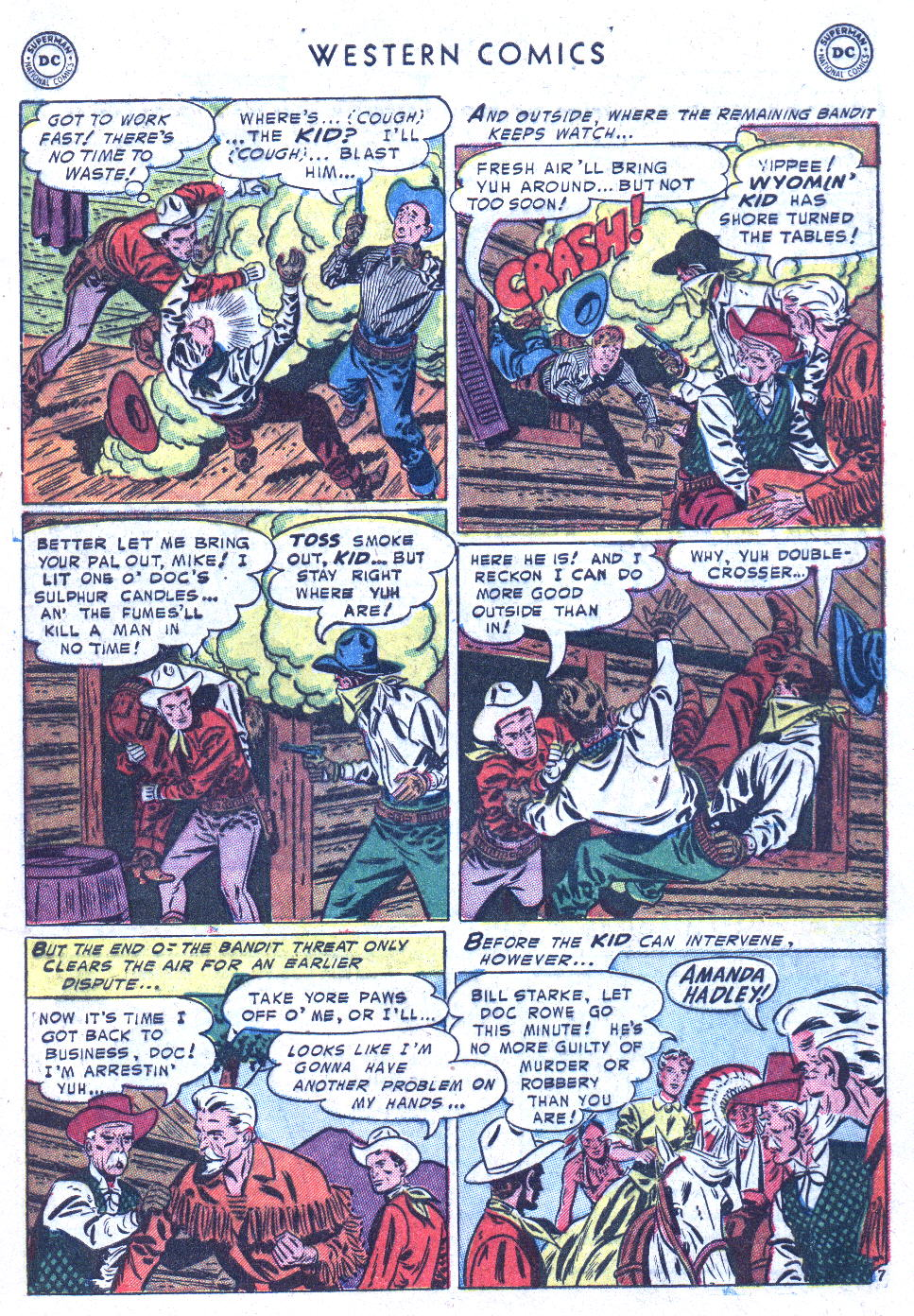 Western Comics issue 42 - Page 9