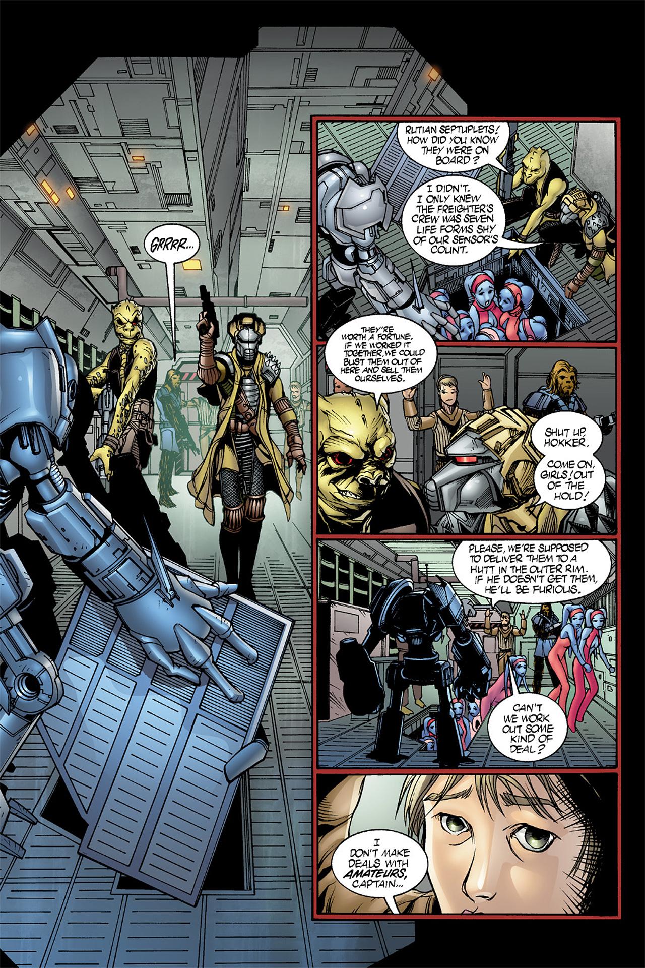 Read online Star Wars Omnibus comic -  Issue # Vol. 10 - 128