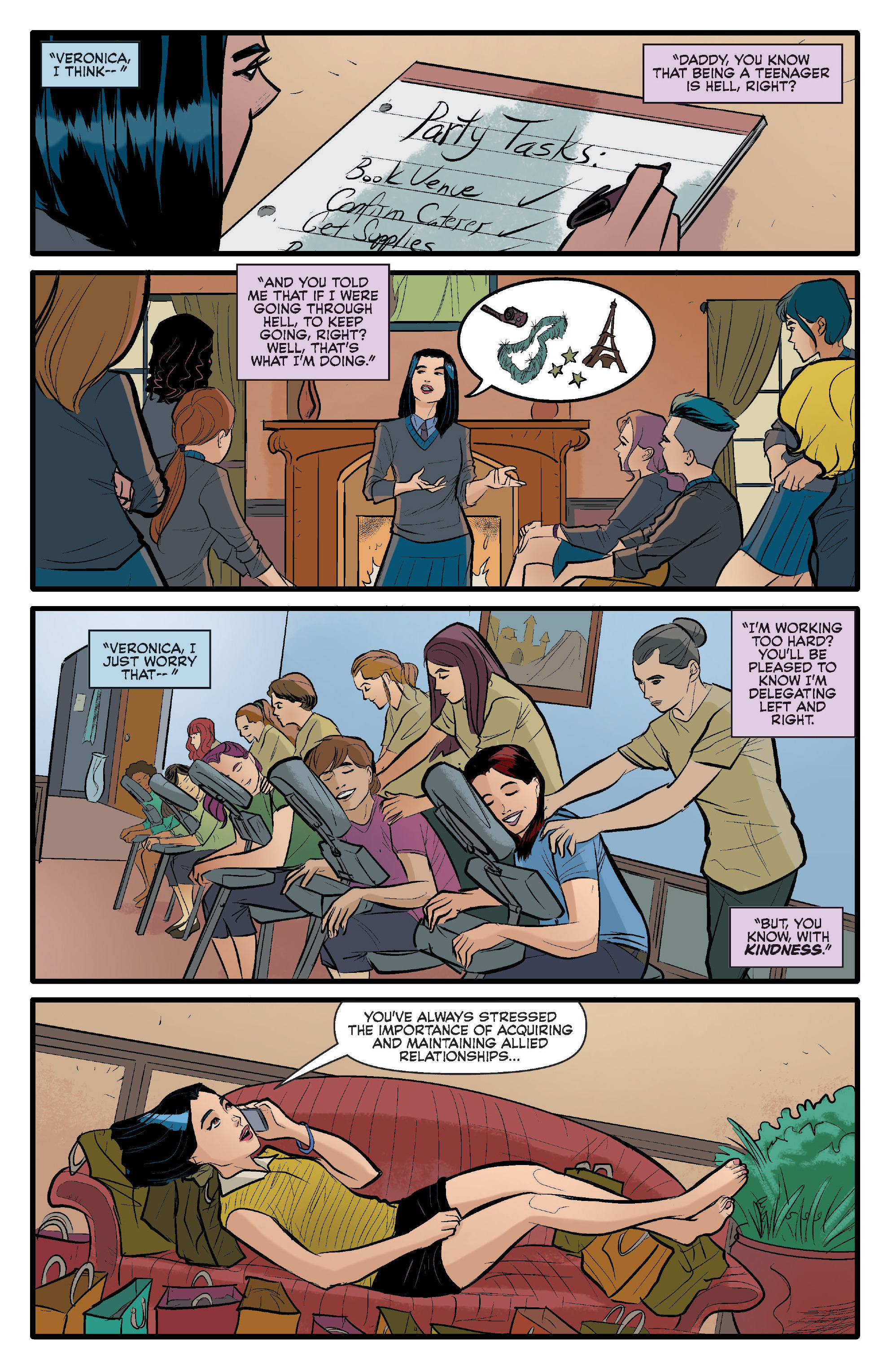 Read online Archie (2015) comic -  Issue #14 - 17