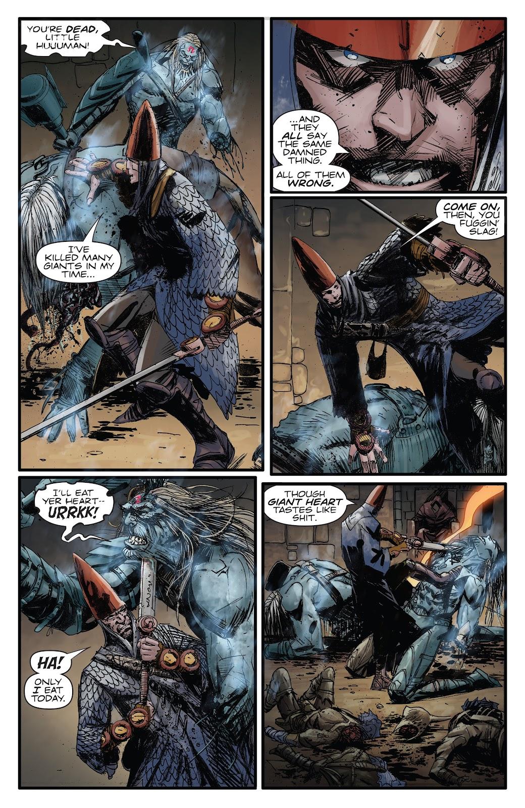 Read online Giantkillers One-Shot comic -  Issue # Full - 15