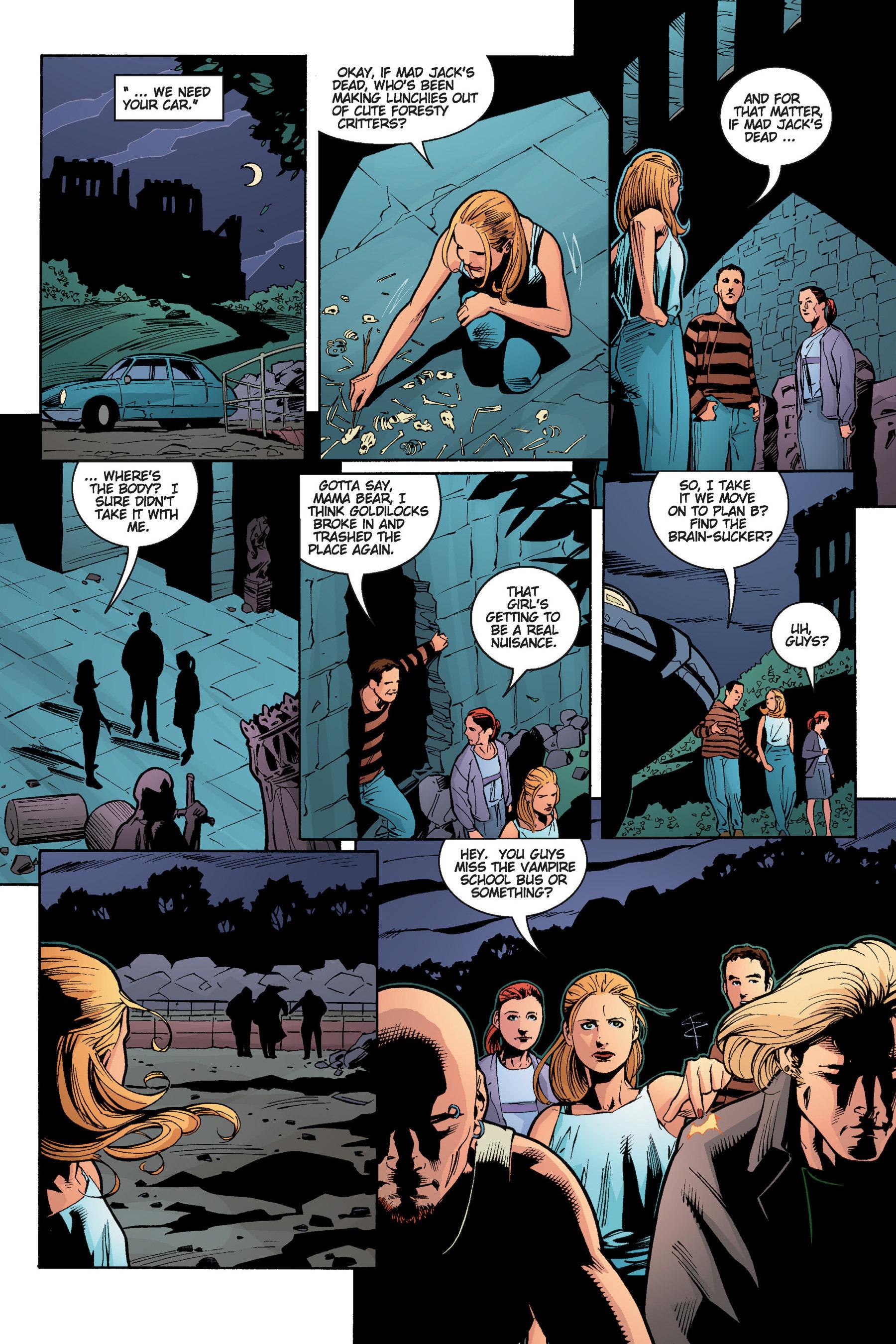 Read online Buffy the Vampire Slayer: Omnibus comic -  Issue # TPB 5 - 152
