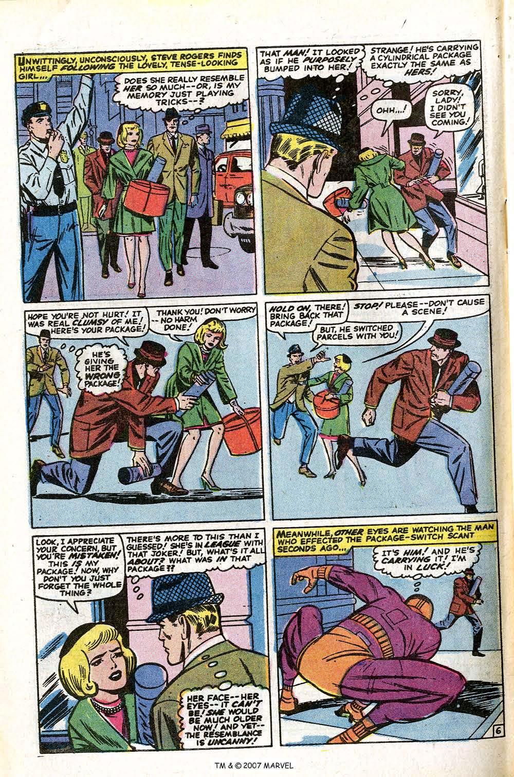 Read online Captain America (1968) comic -  Issue # _Annual 1 - 60